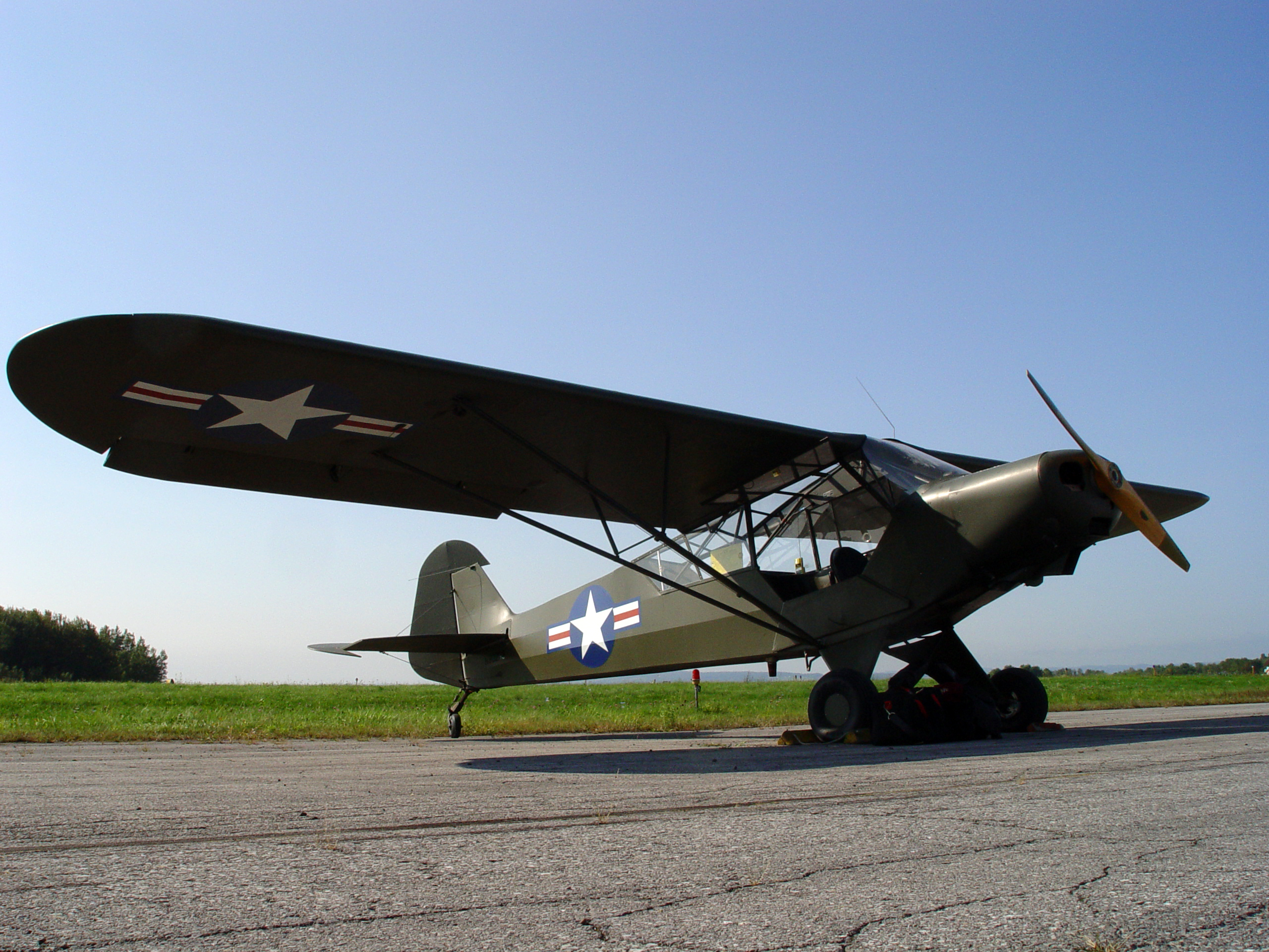Modern Experimental Airplanes