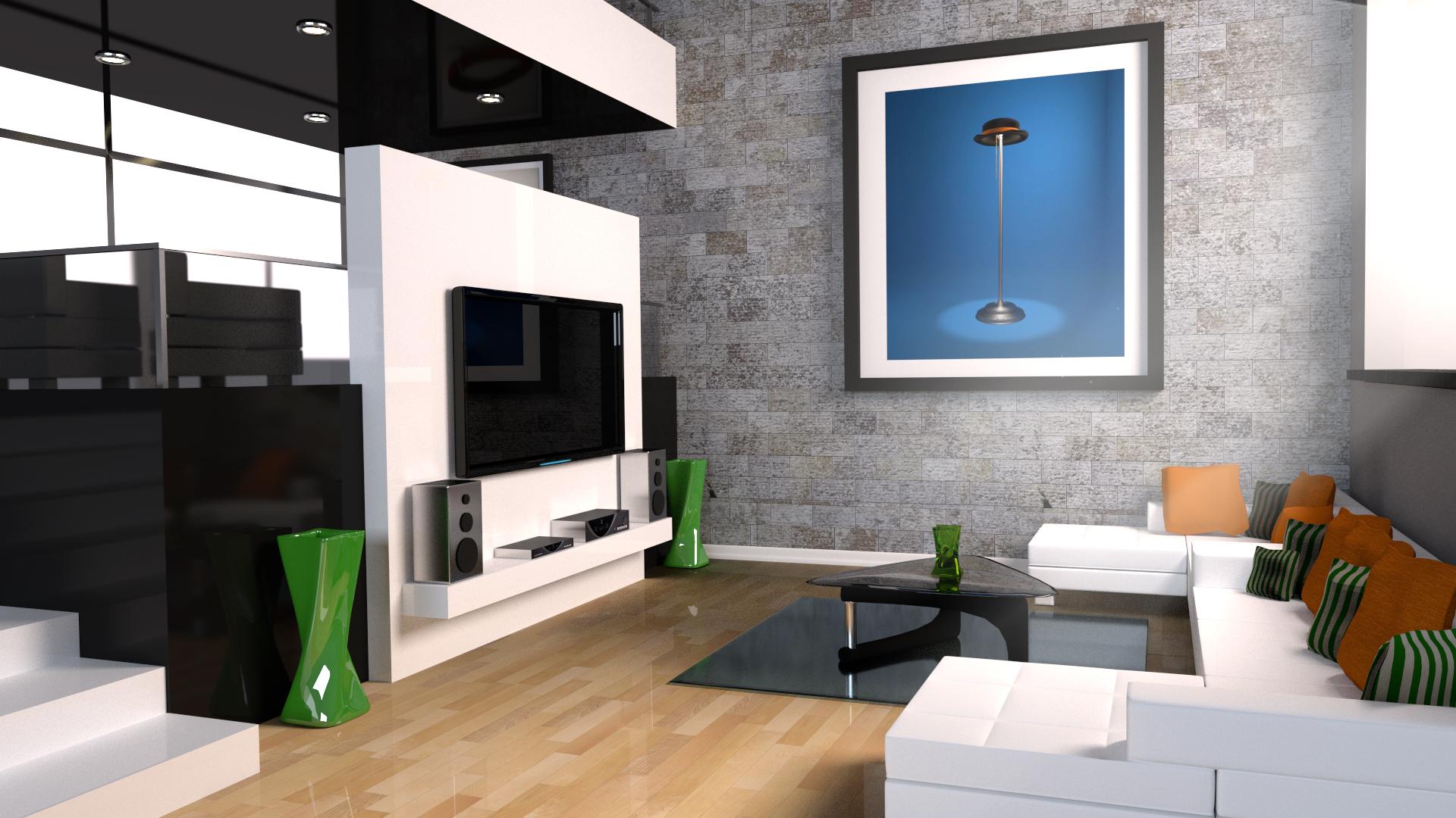 Modern Loft modern loft wallpaper | 1920x1080 | #32851