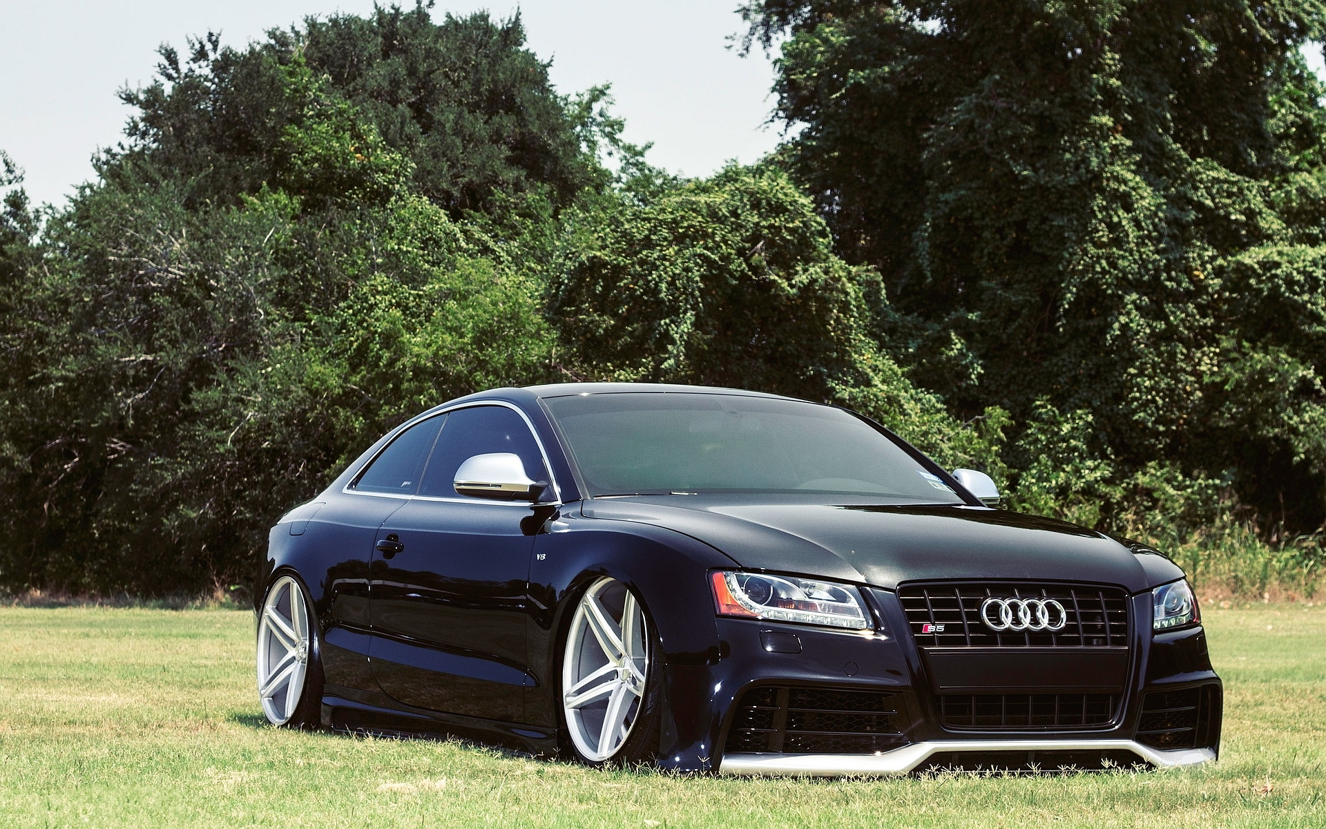 Audi S5 Modified