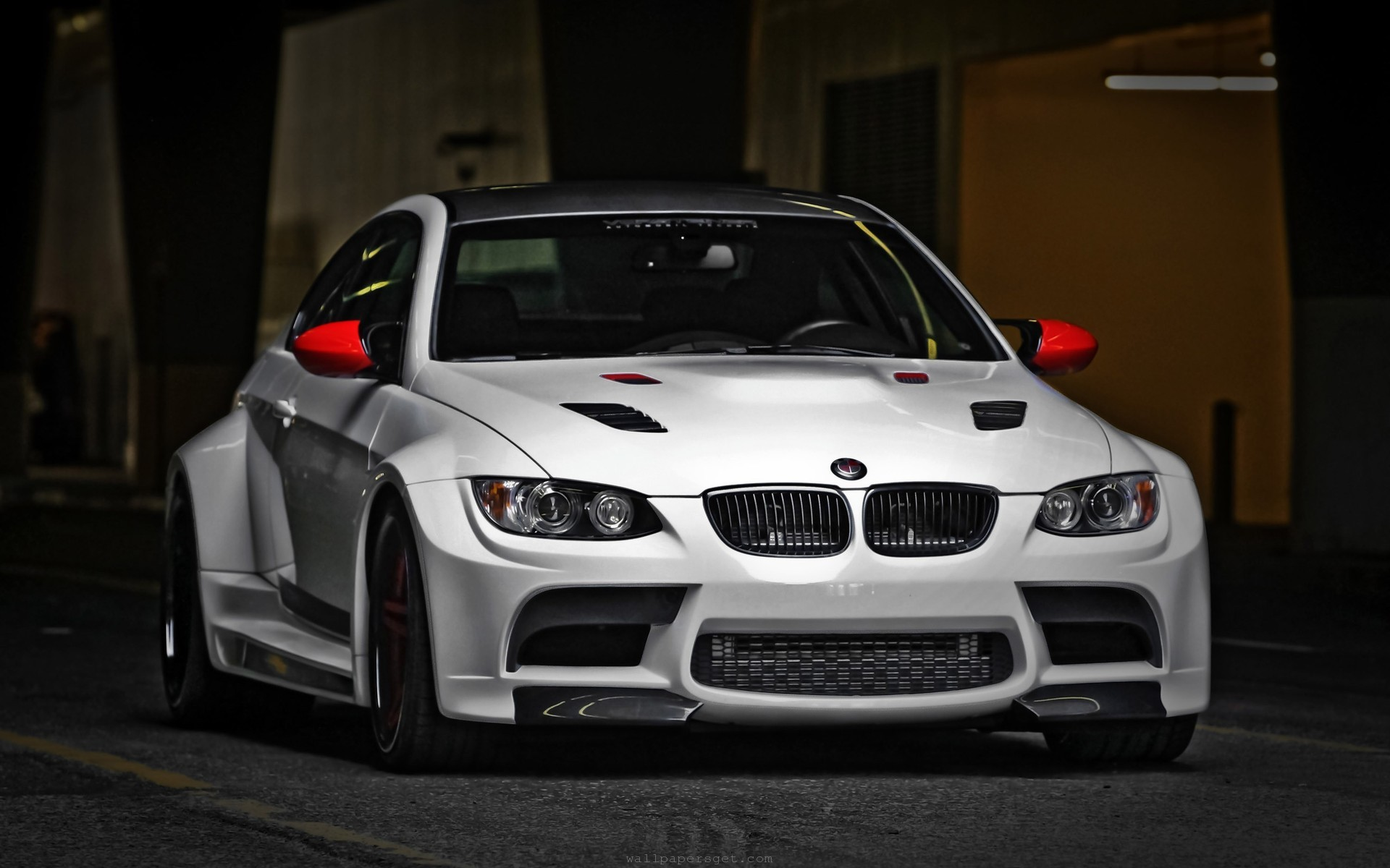 Modified bmw m3
