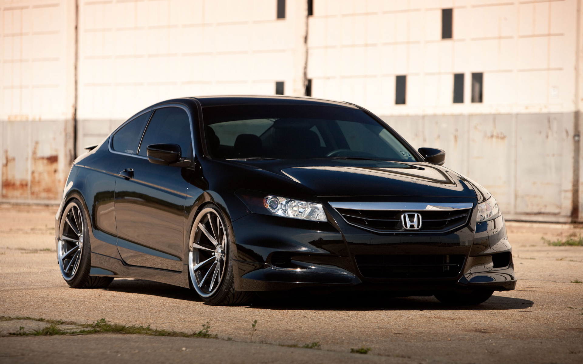 Modified honda accord
