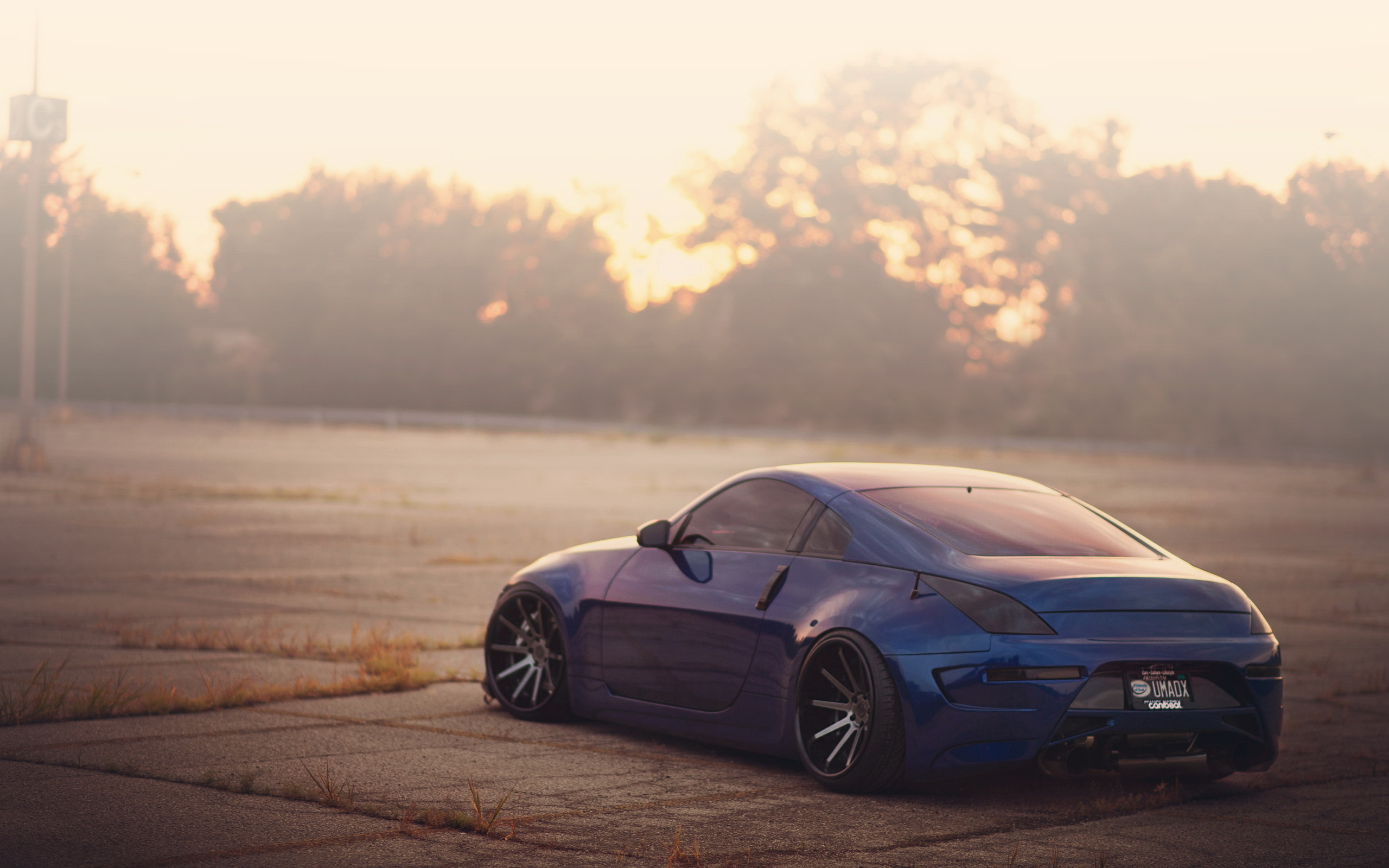 Modified Nissan 350z