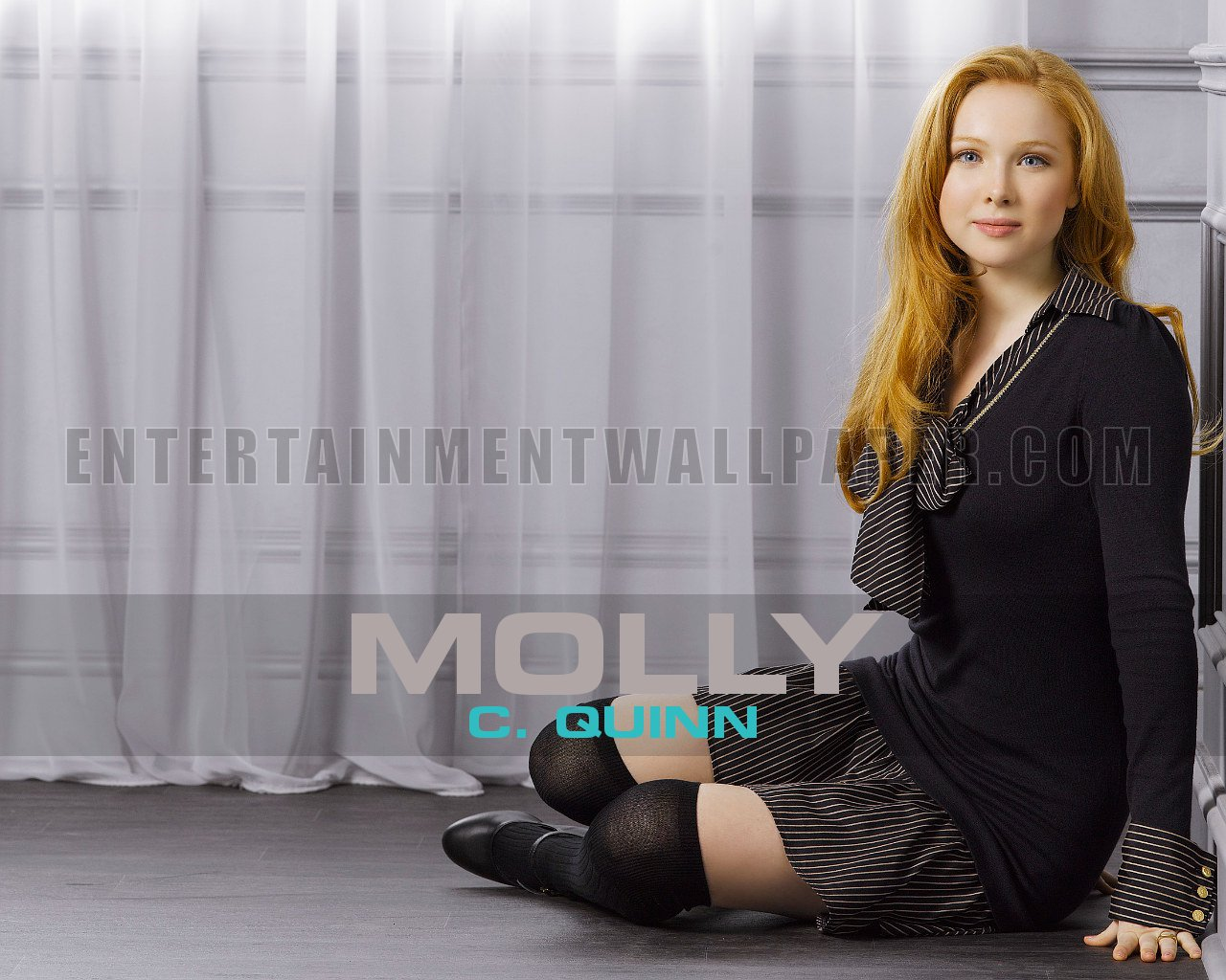 Molly C. Quinn Wallpaper - Original size, download now.