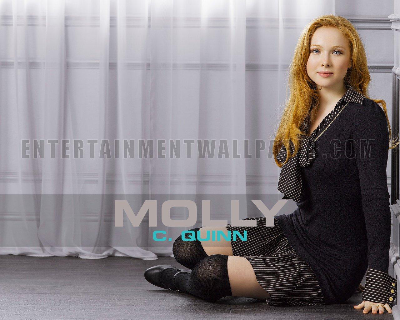 Molly Quinn Wallpaper