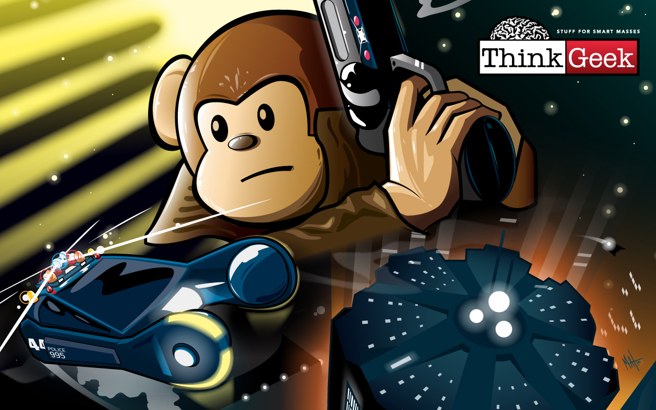 Monkey Thinkgeek