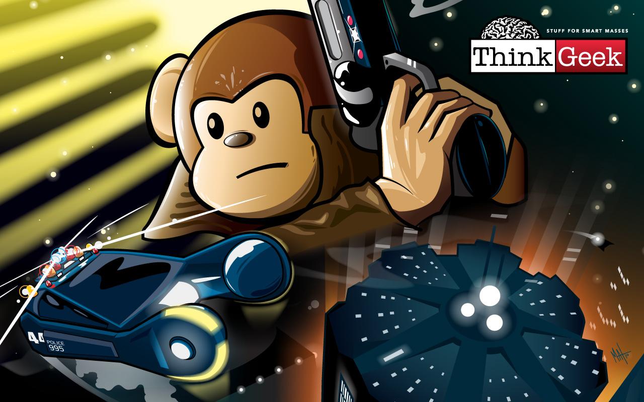 Monkey Thinkgeek