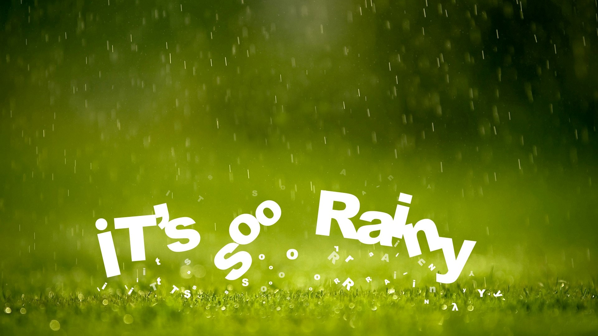 its so rainy monsoon hd wallpaper