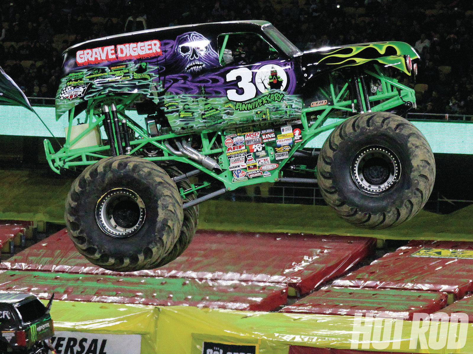 Monster Truck Wallpaper 1600x1200 17499