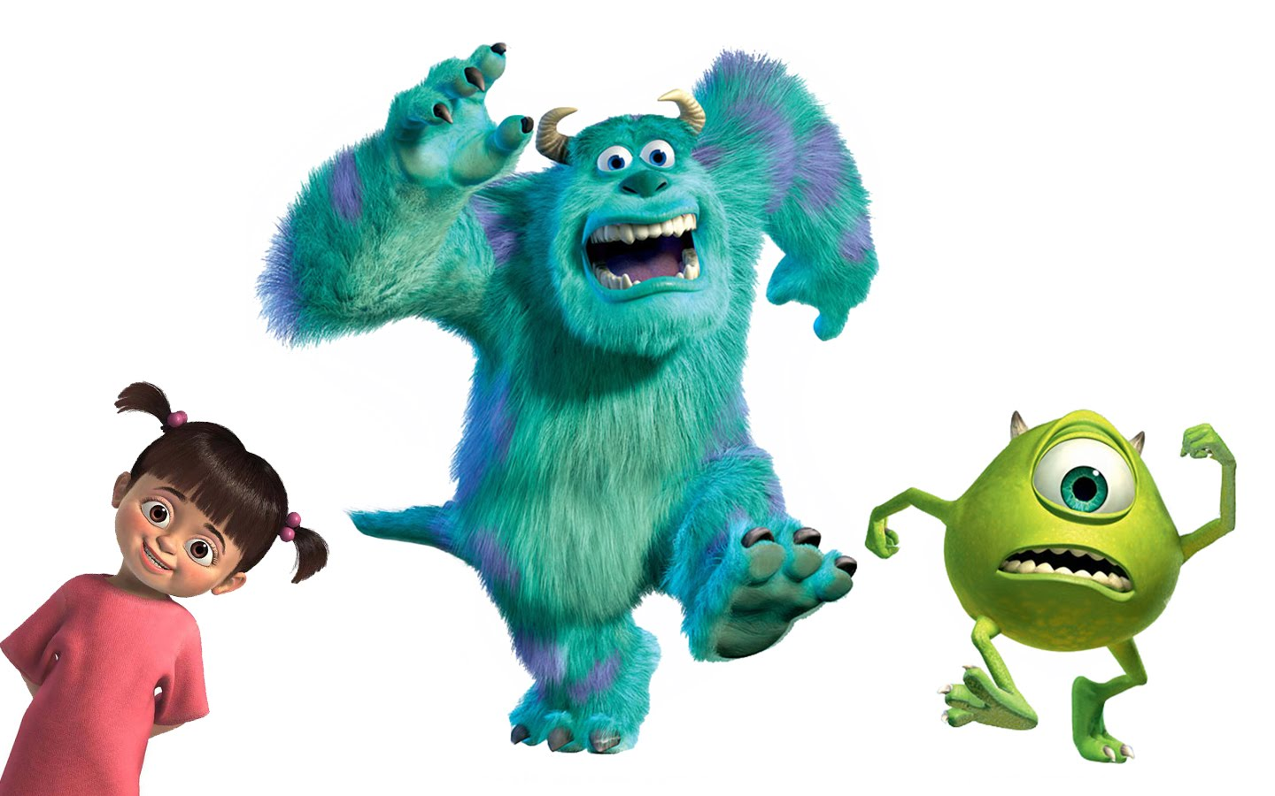 View Wallpaper Monster Inc