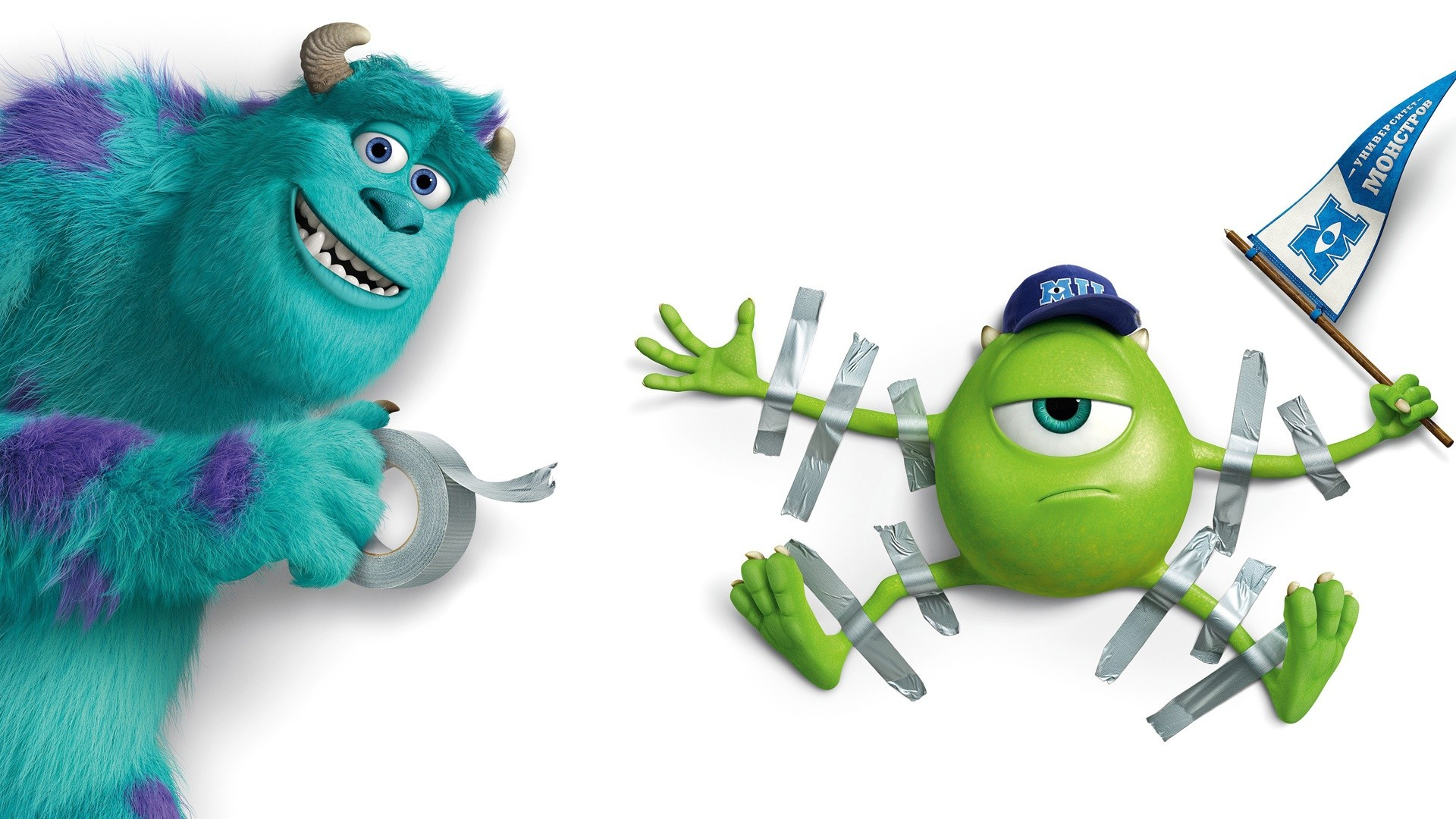 Monsters Inc S Wallpaper