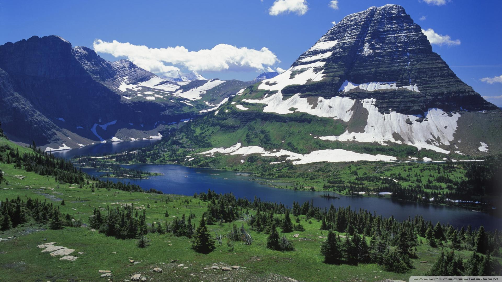 Iceberg Lake Montana