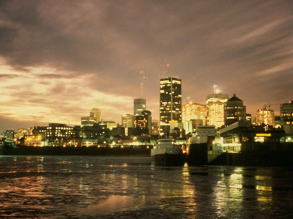 Montreal Wallpaper