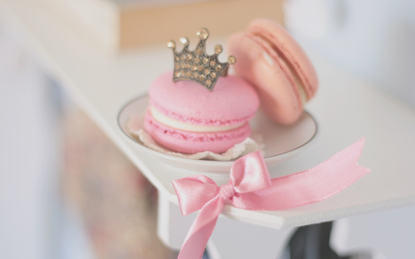 Mood Cookies Pink Crown