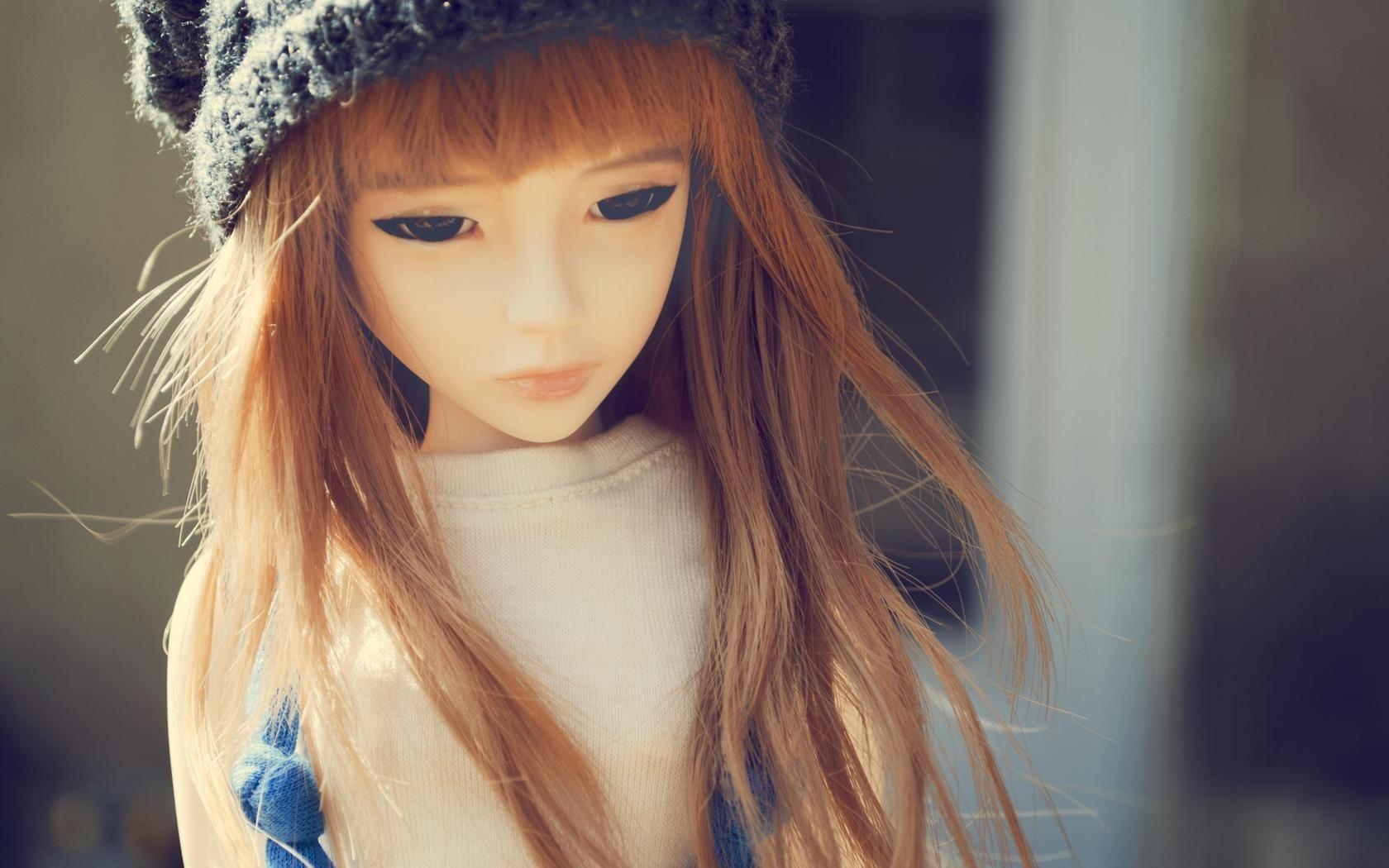 Mood Doll Girl Asian Photo