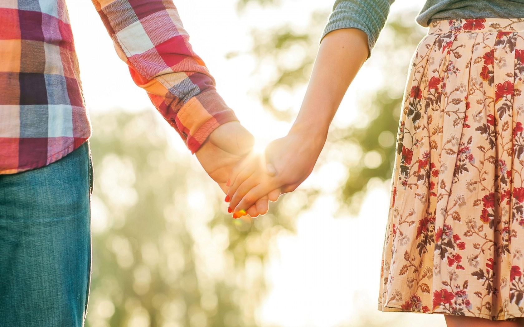 Mood Girl Boy Forever Love Hands Feeling