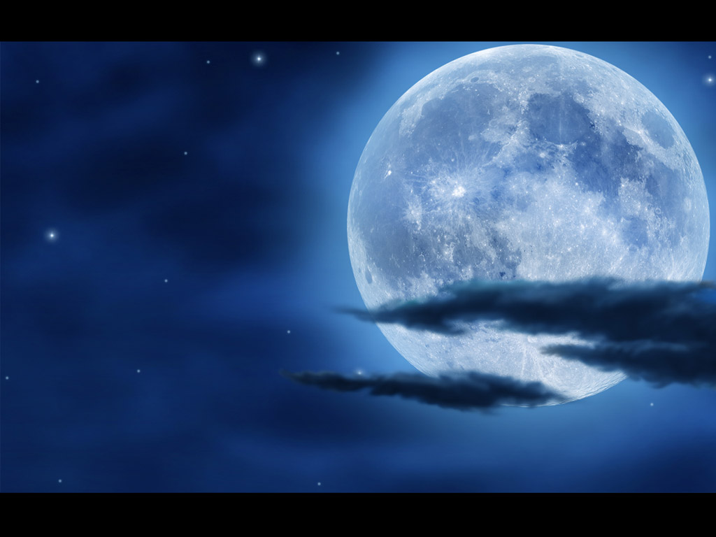 Moon Desktop Wallpapers Wallpaper