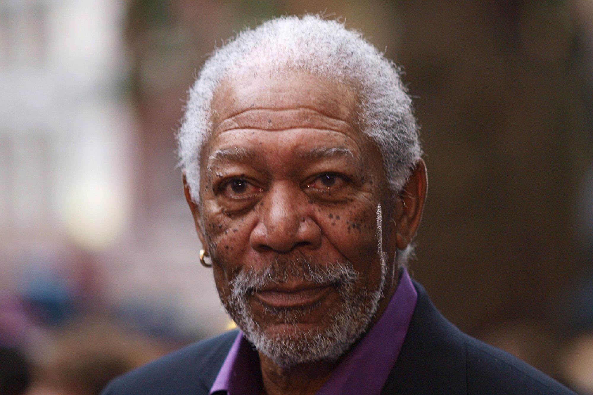 Morgan Freeman on God, Satan, and How the Human Race Has 'Become A Parasite' - The Daily Beast
