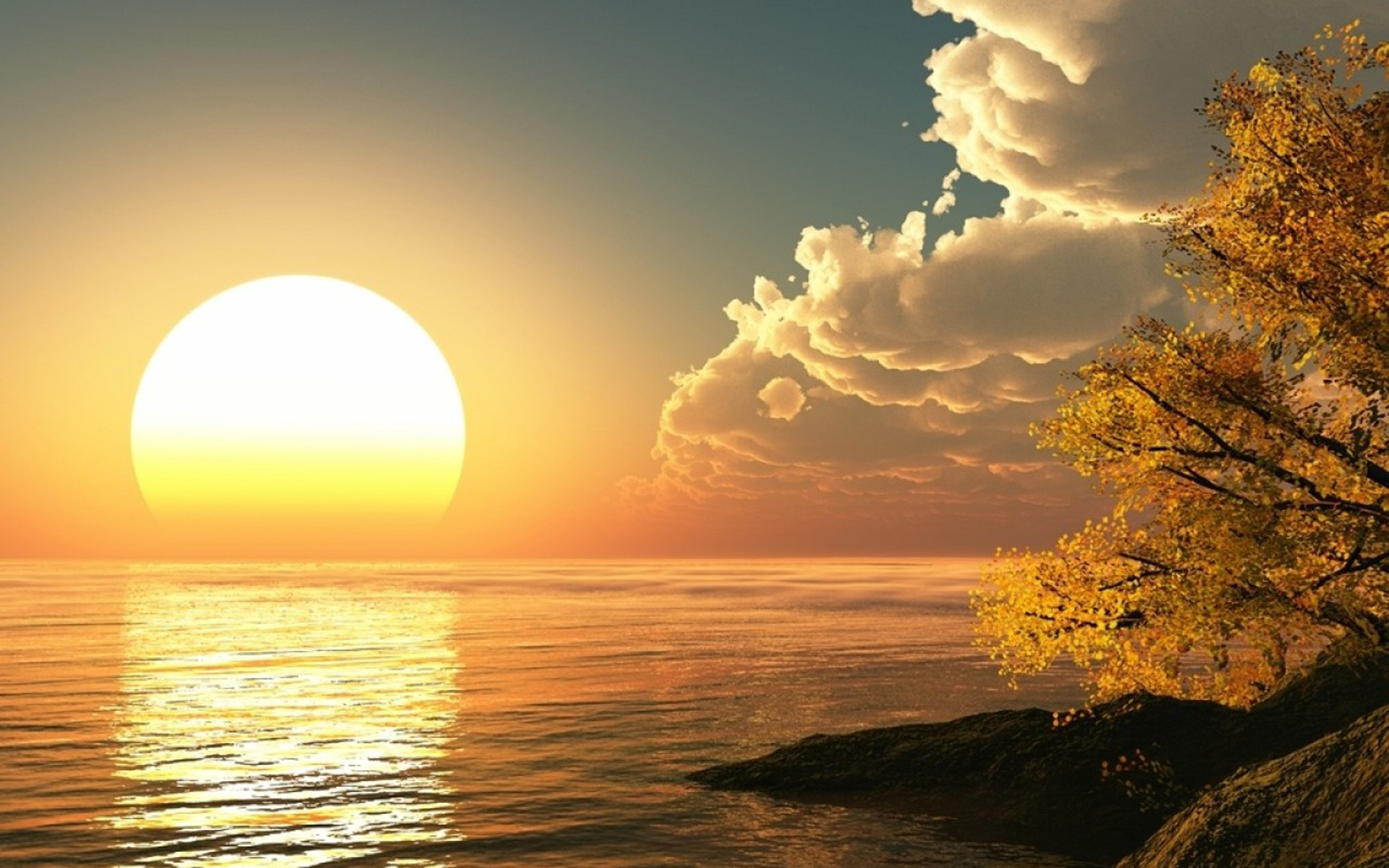 Morning Sun HD Wallpapers
