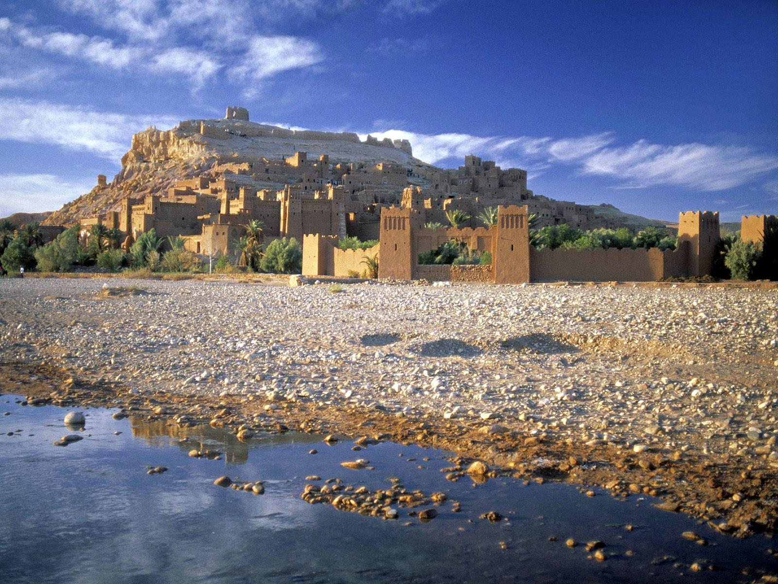 Morocco ...