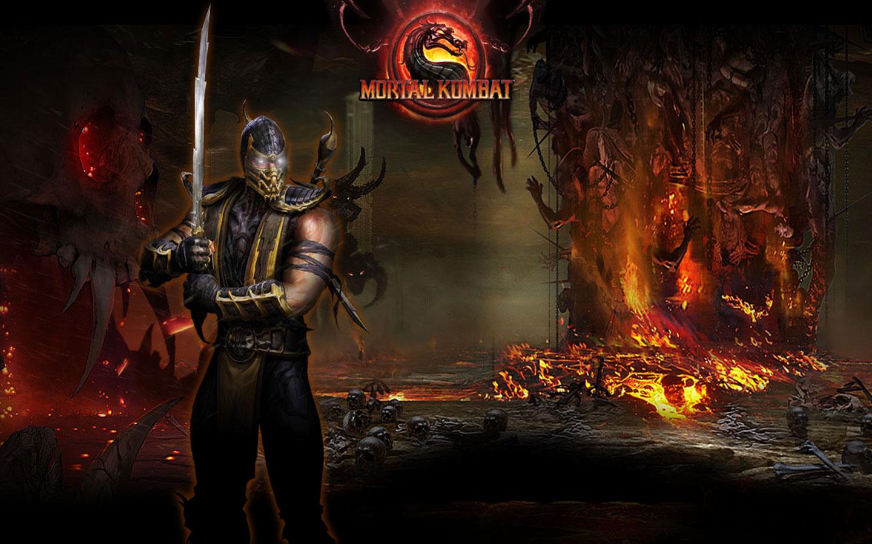 Mortal Kombat 9 Wallpaper