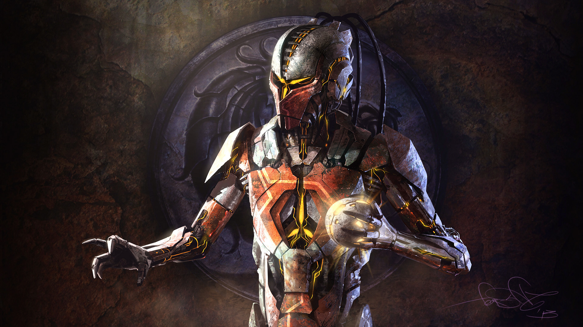 Sektor - Mortal Kombat art by fear-sAs ...