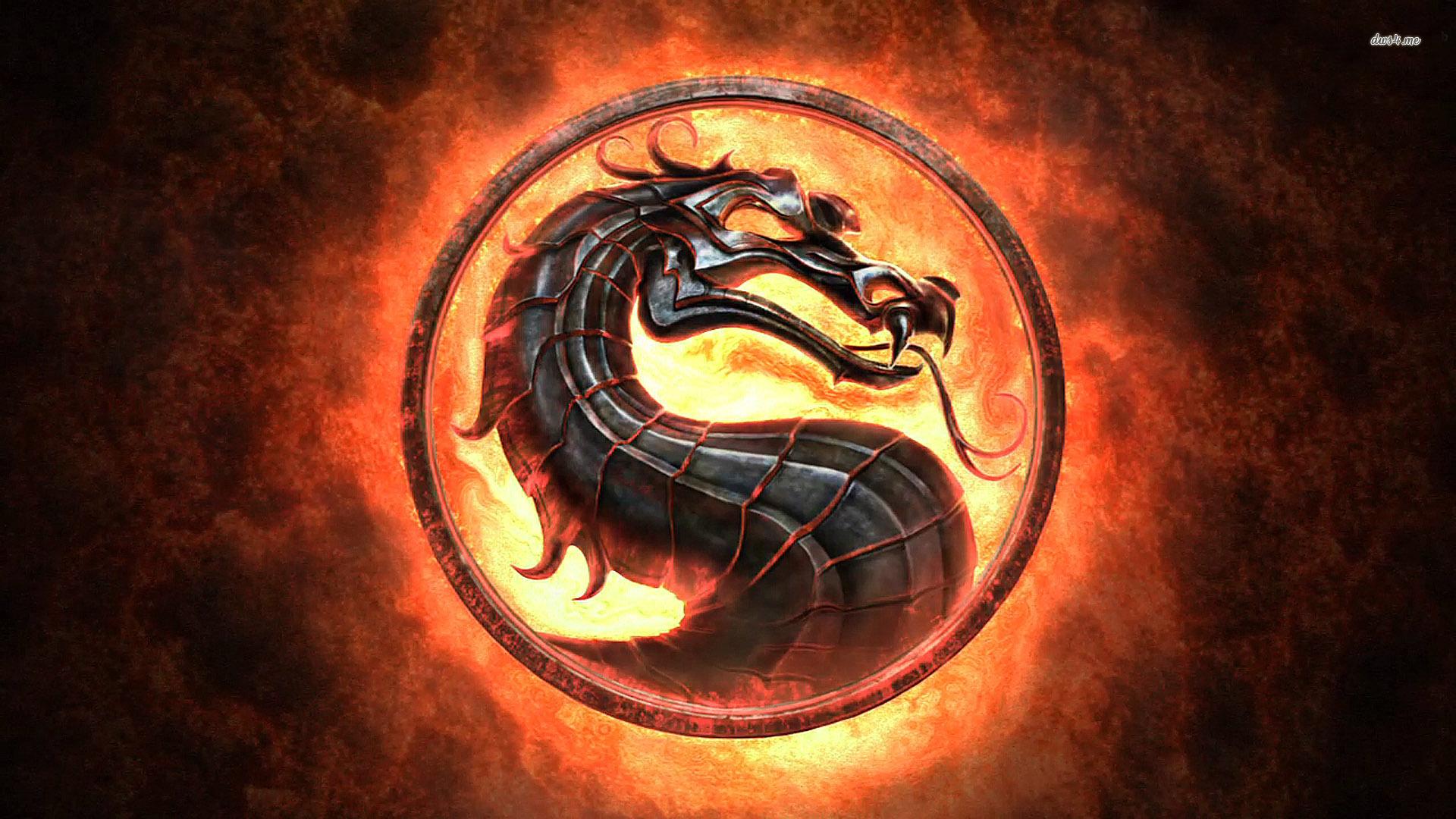Mortal Kombat Background