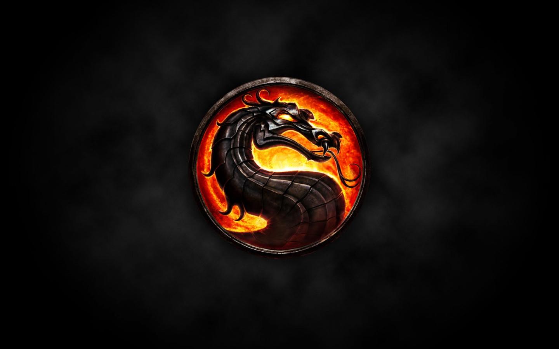 Mortal Kombat Logo Wallpaper 24109 1920x1200 px