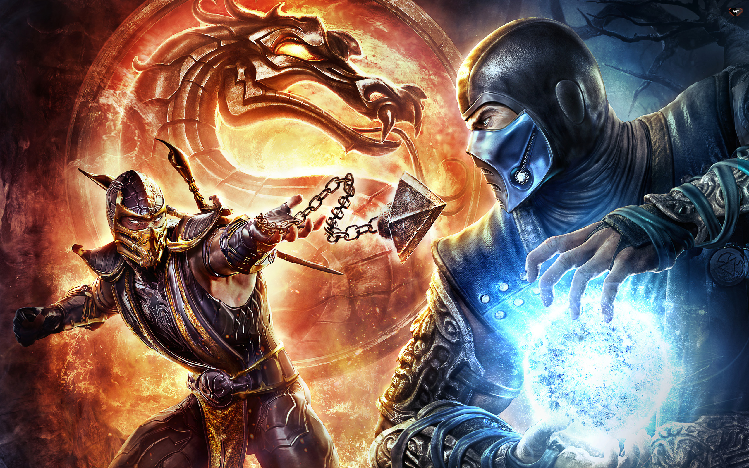 HD Wallpaper | Background ID:271571. 2560x1600 Video Game Mortal Kombat