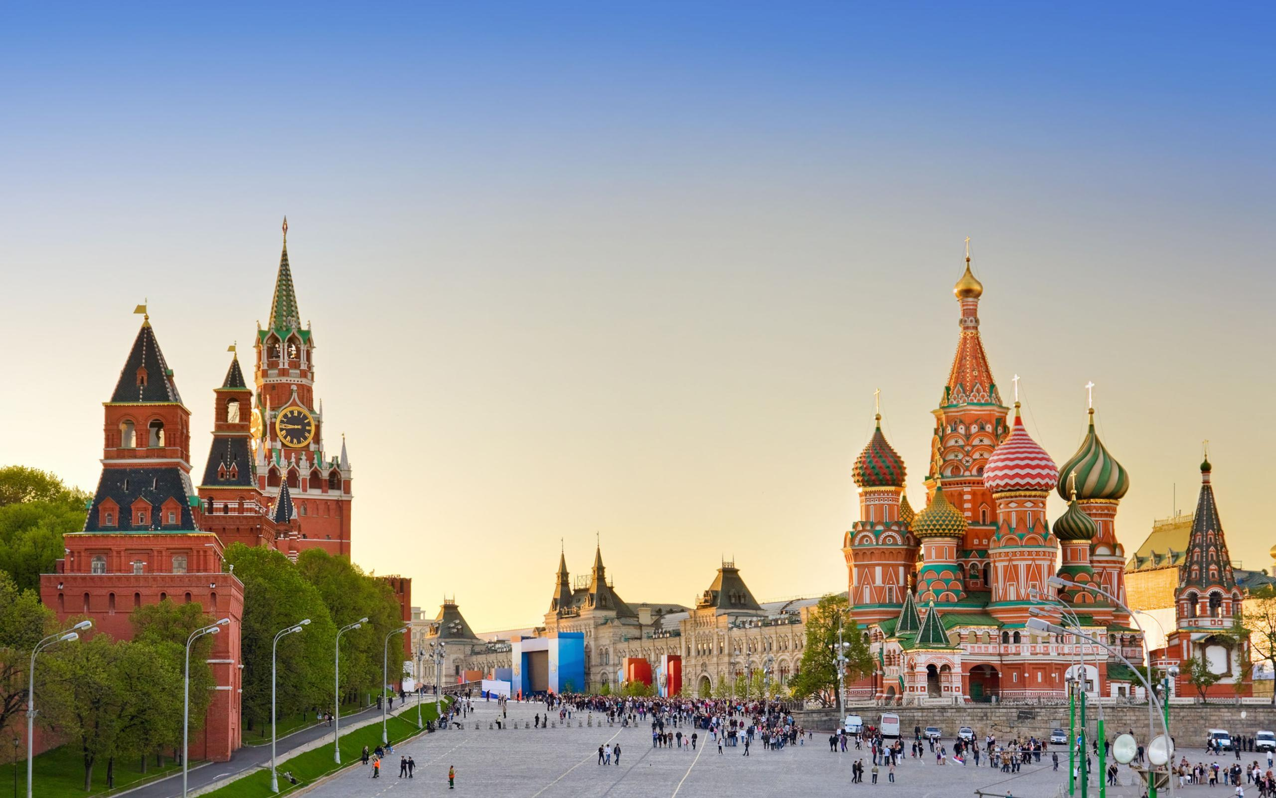 Kremlin Moscow 7 Wallpaper HD