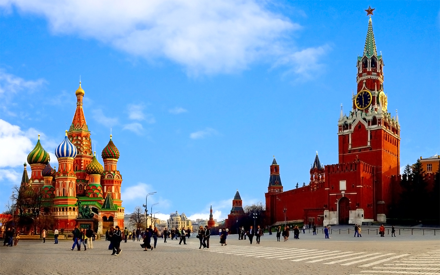 Moscow 1440x900 172 · Moscow Wallpaper