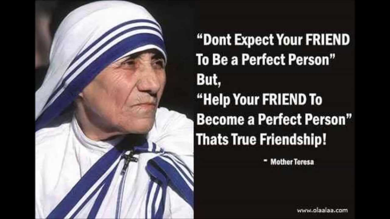 The Best Quotes from Mother Teresa