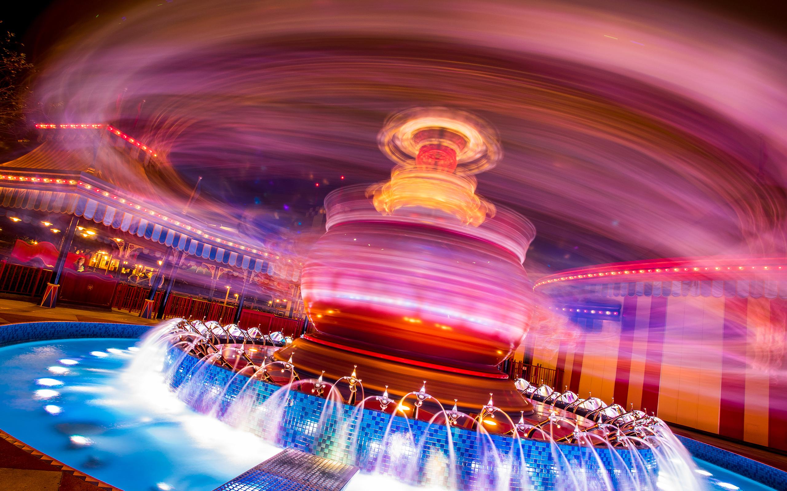 Motion Blur Wallpaper