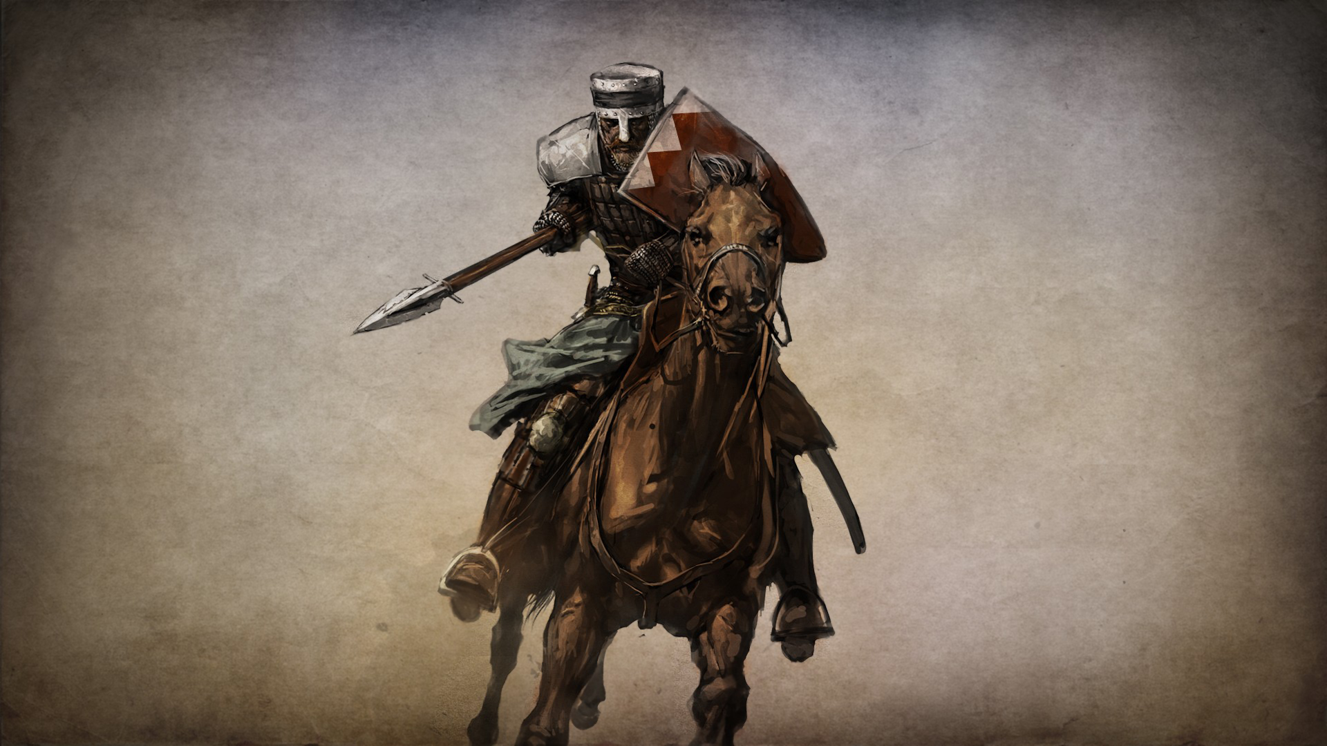 Mount and blade warrior