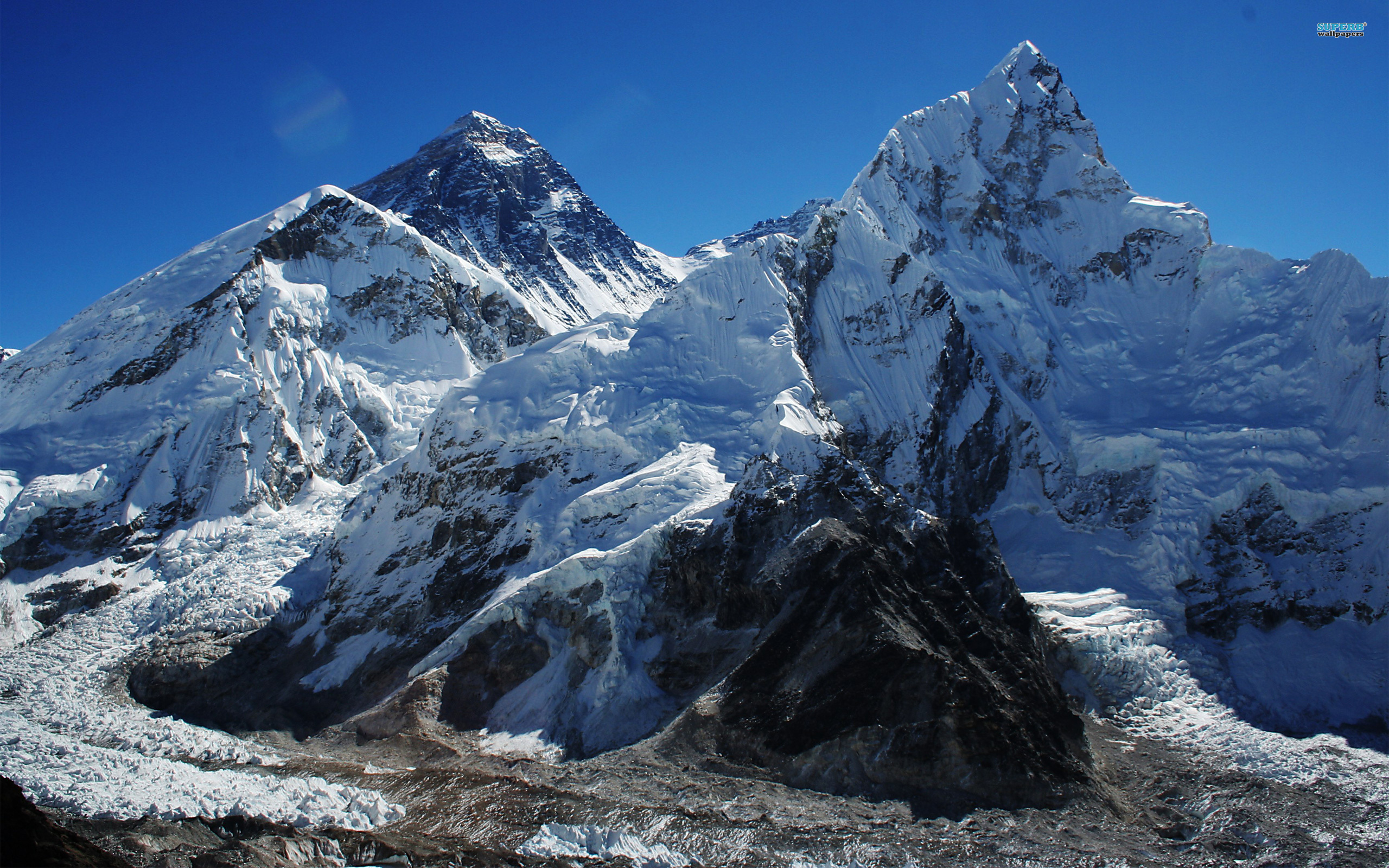 Download Mount Everest wallpaper