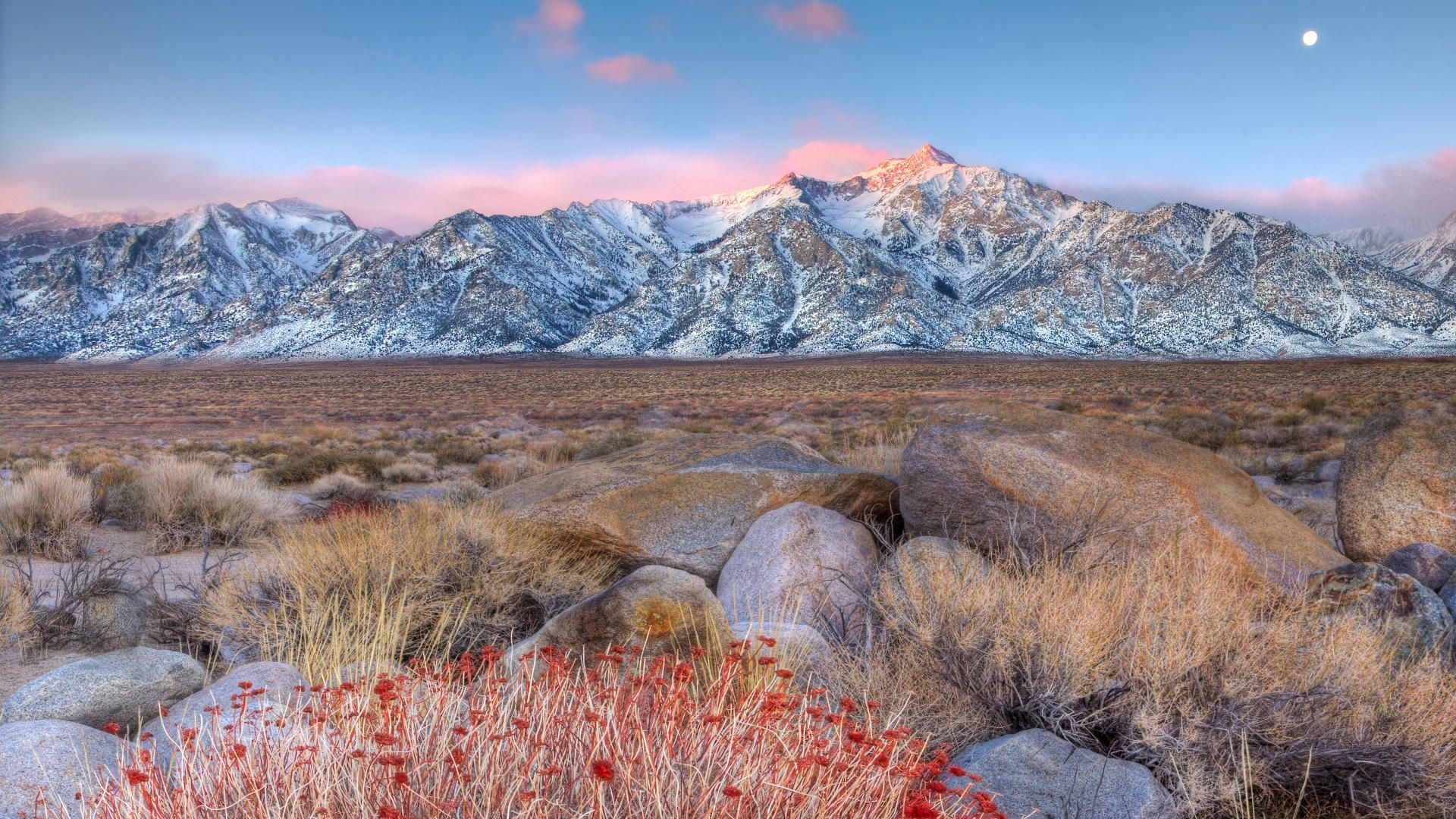 Mount Whitney Wallpaper
