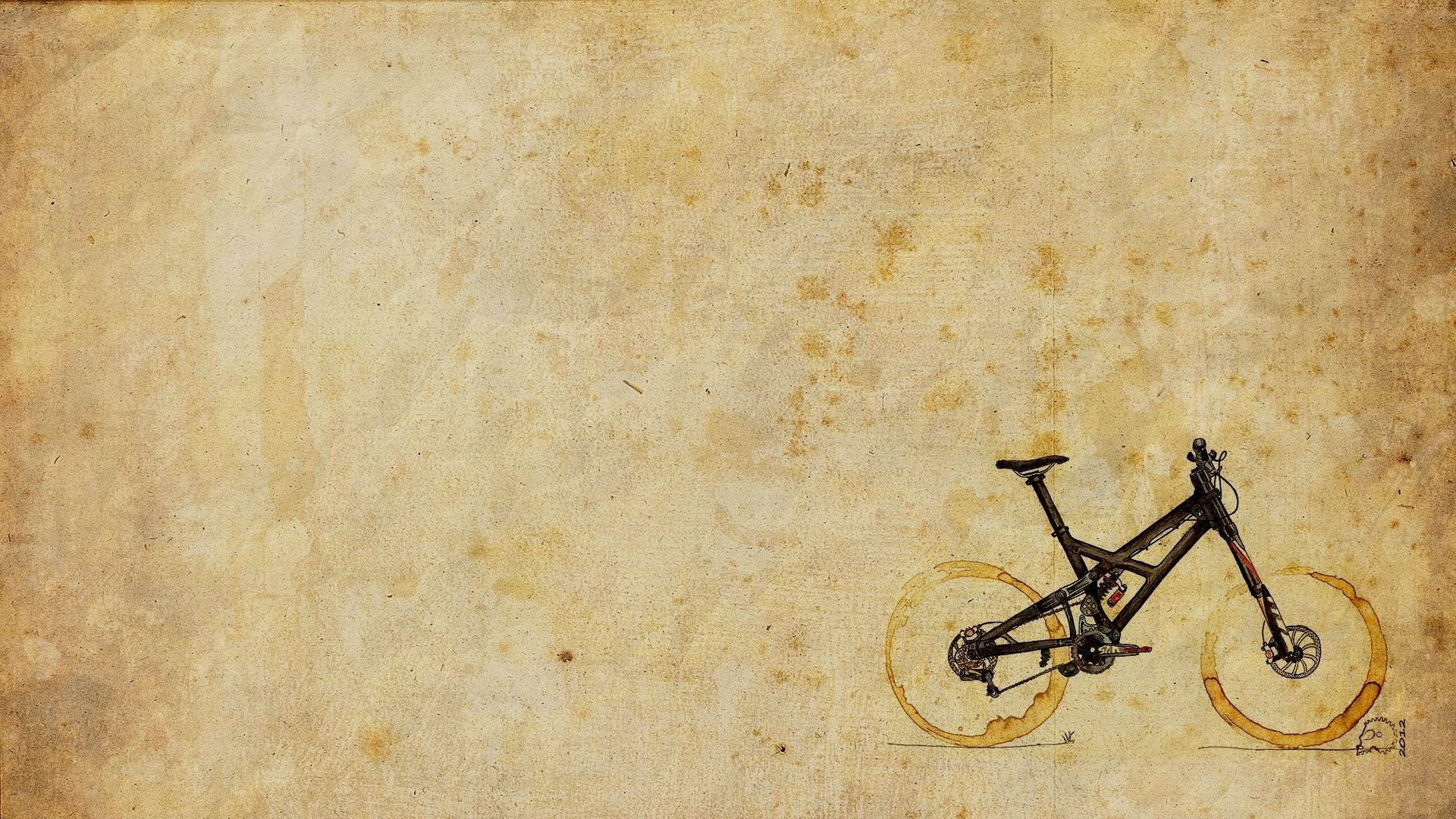 Mountain Bike Art