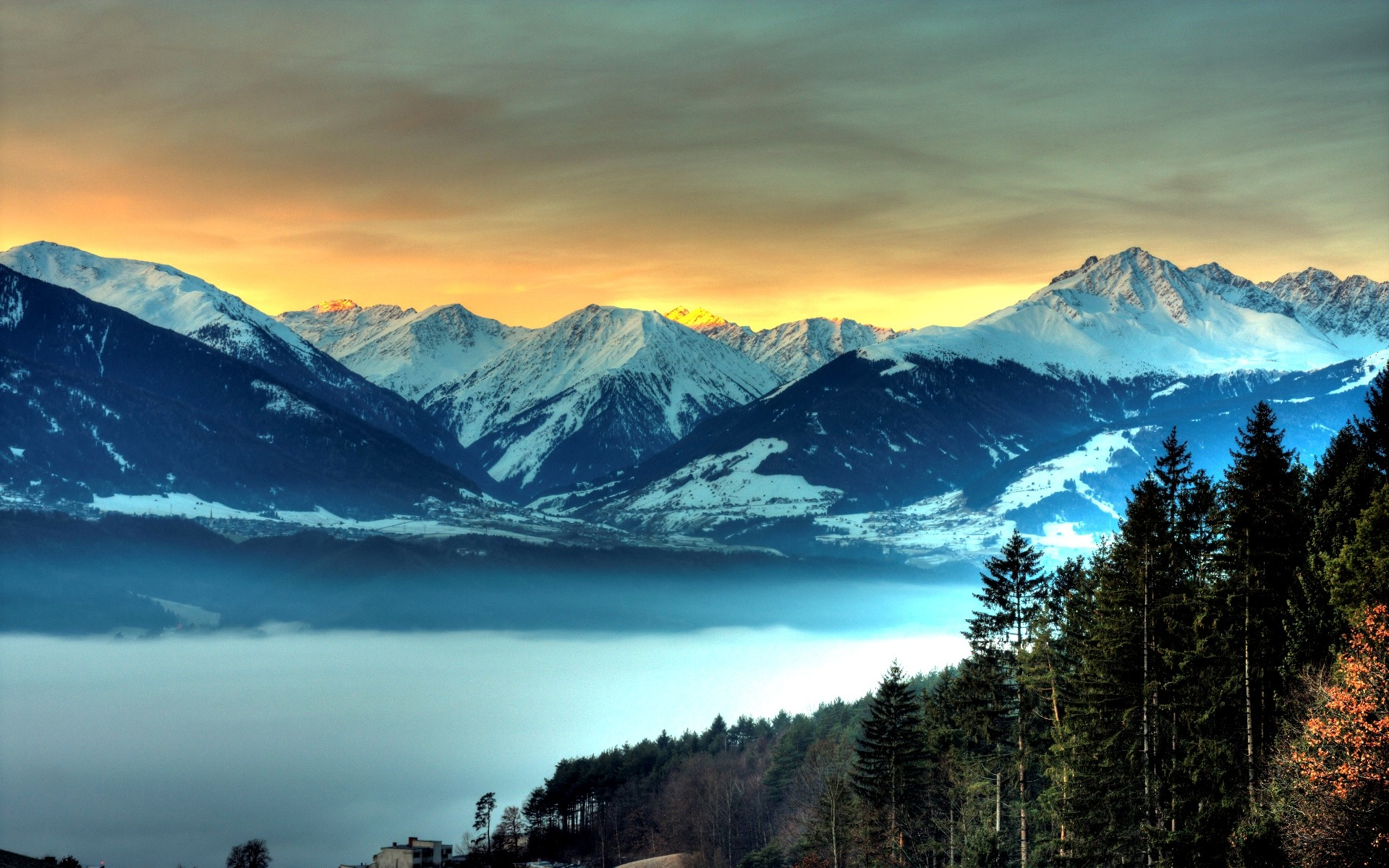 Mountain Landscape Wallpaper Images 6 HD Wallpapers