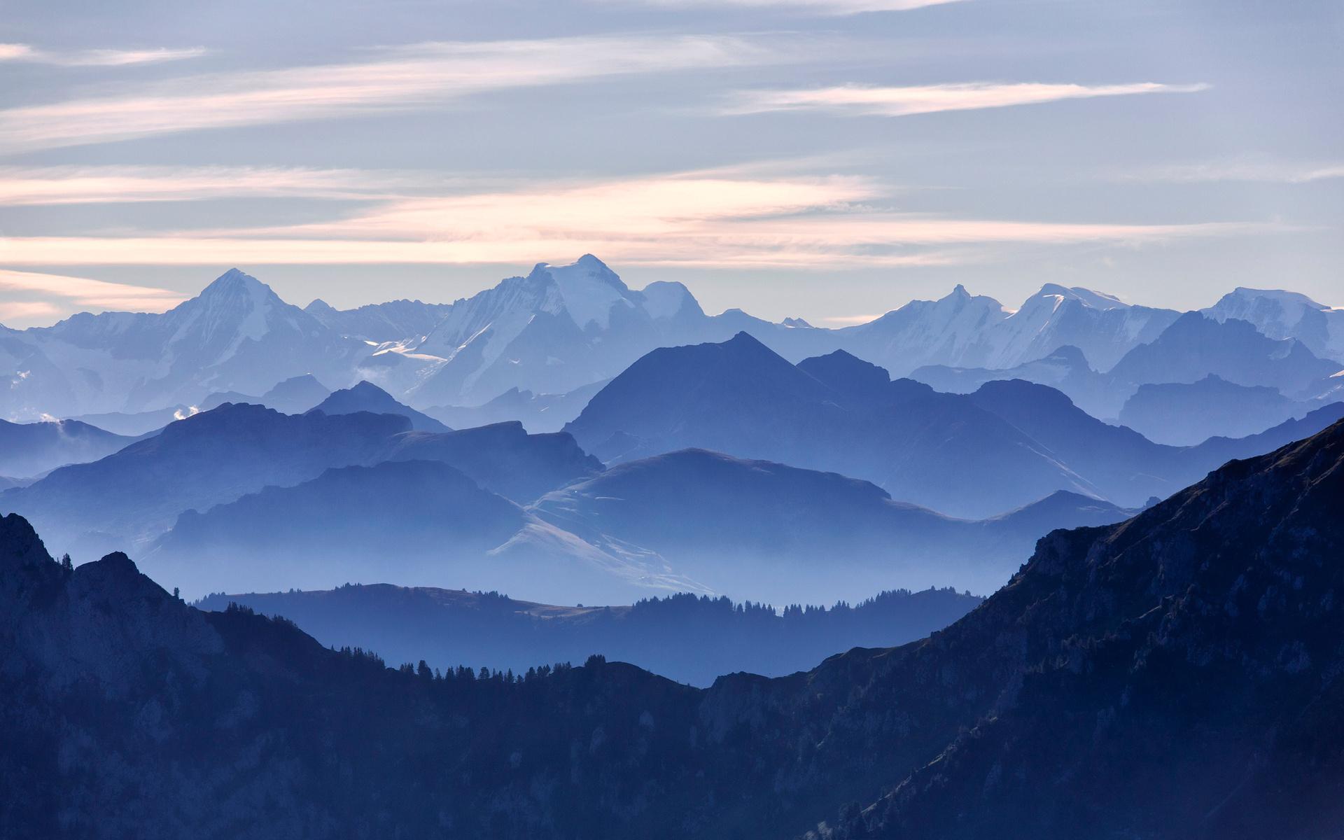 Mountain Range; Mountain Range ...
