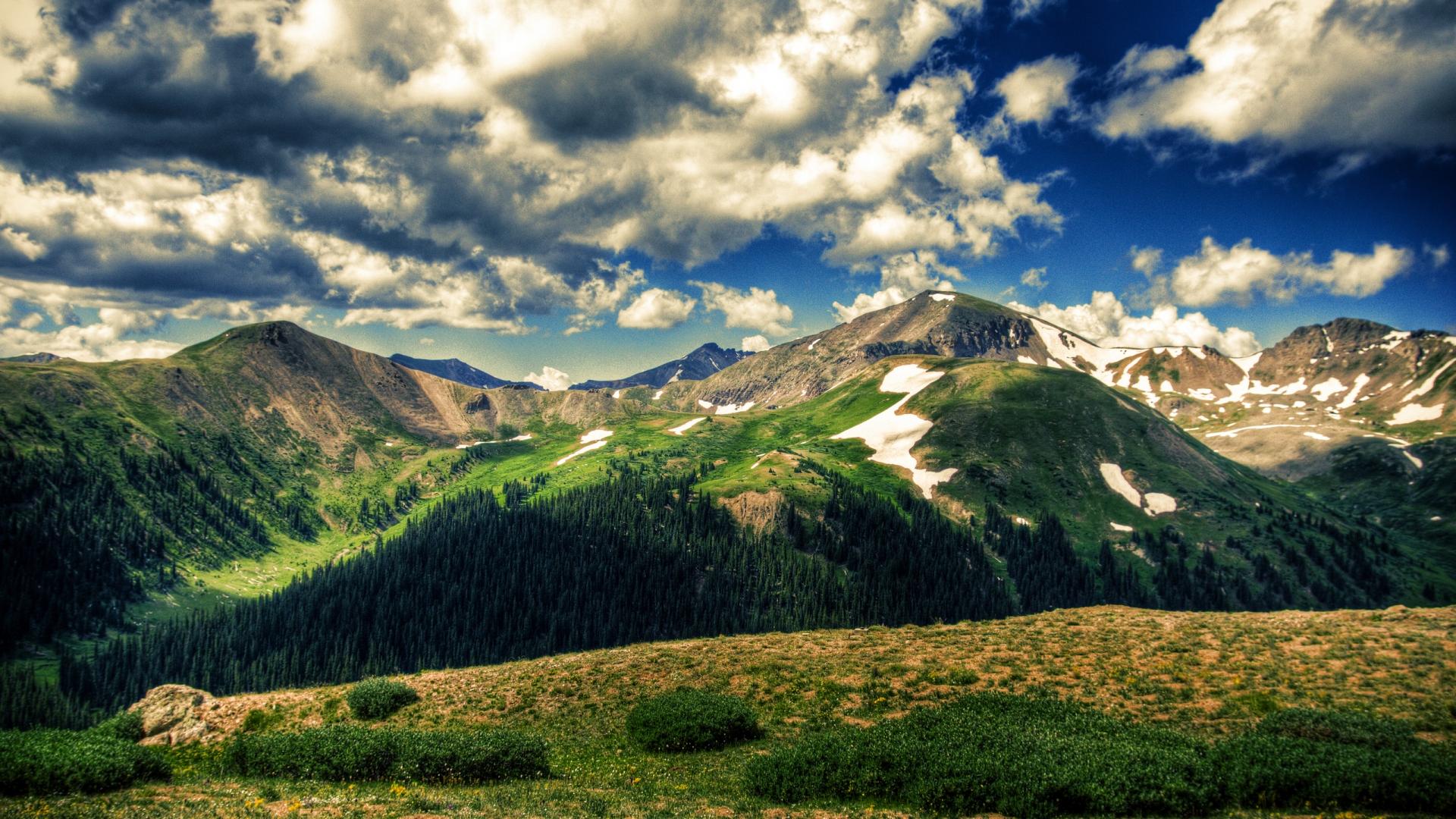 Mountainscape HD