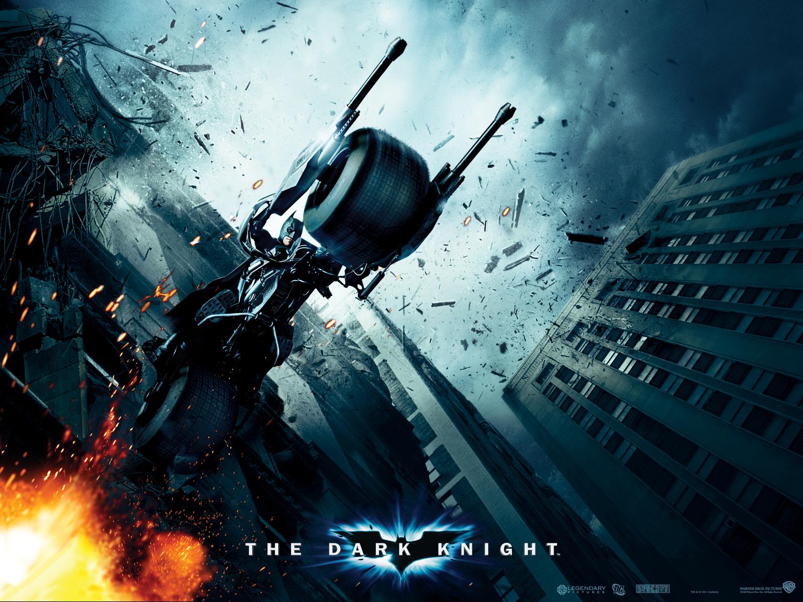 The Dark Knight Movie Wallpaper