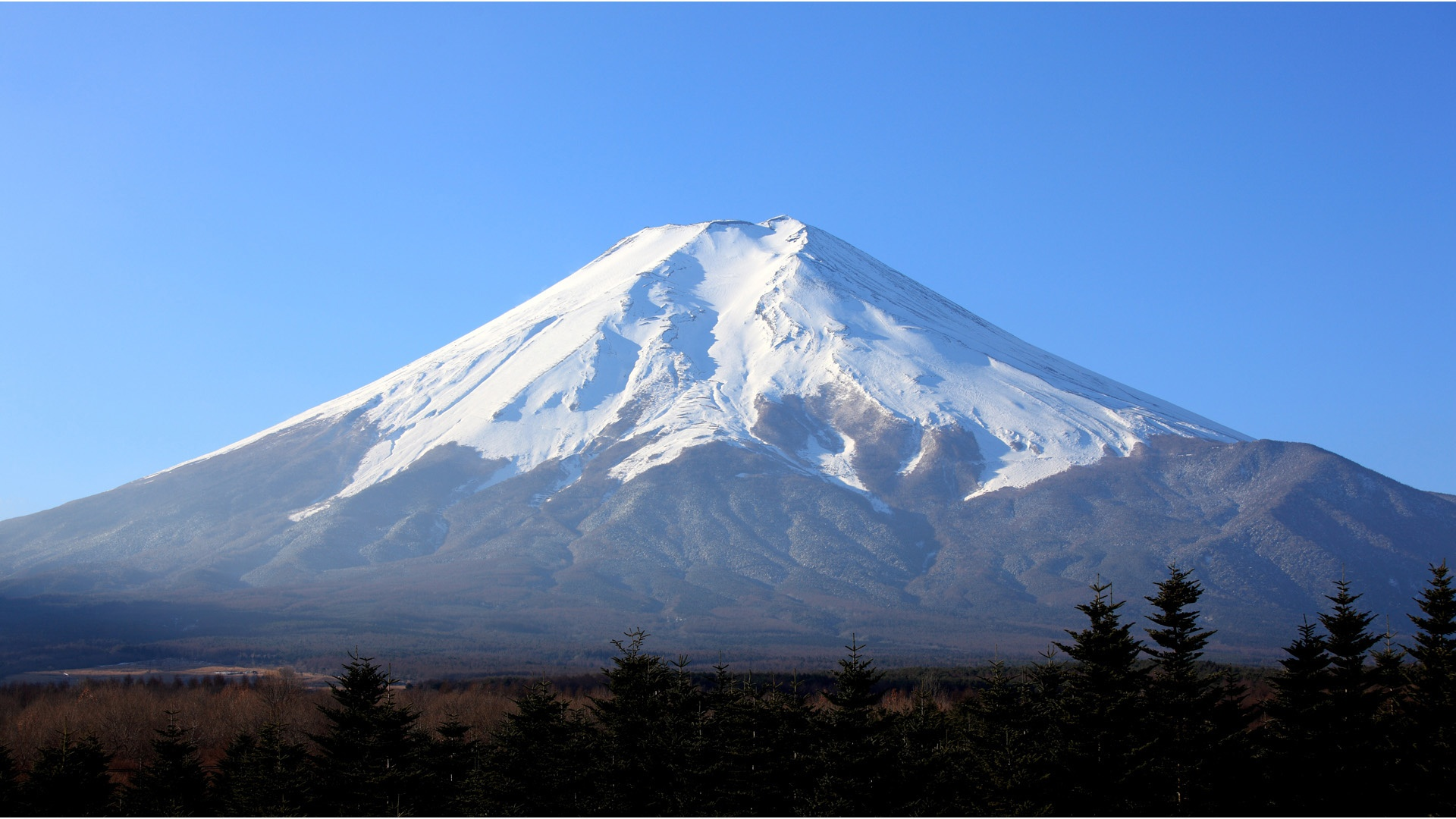 Mount Fuji download wallpaper