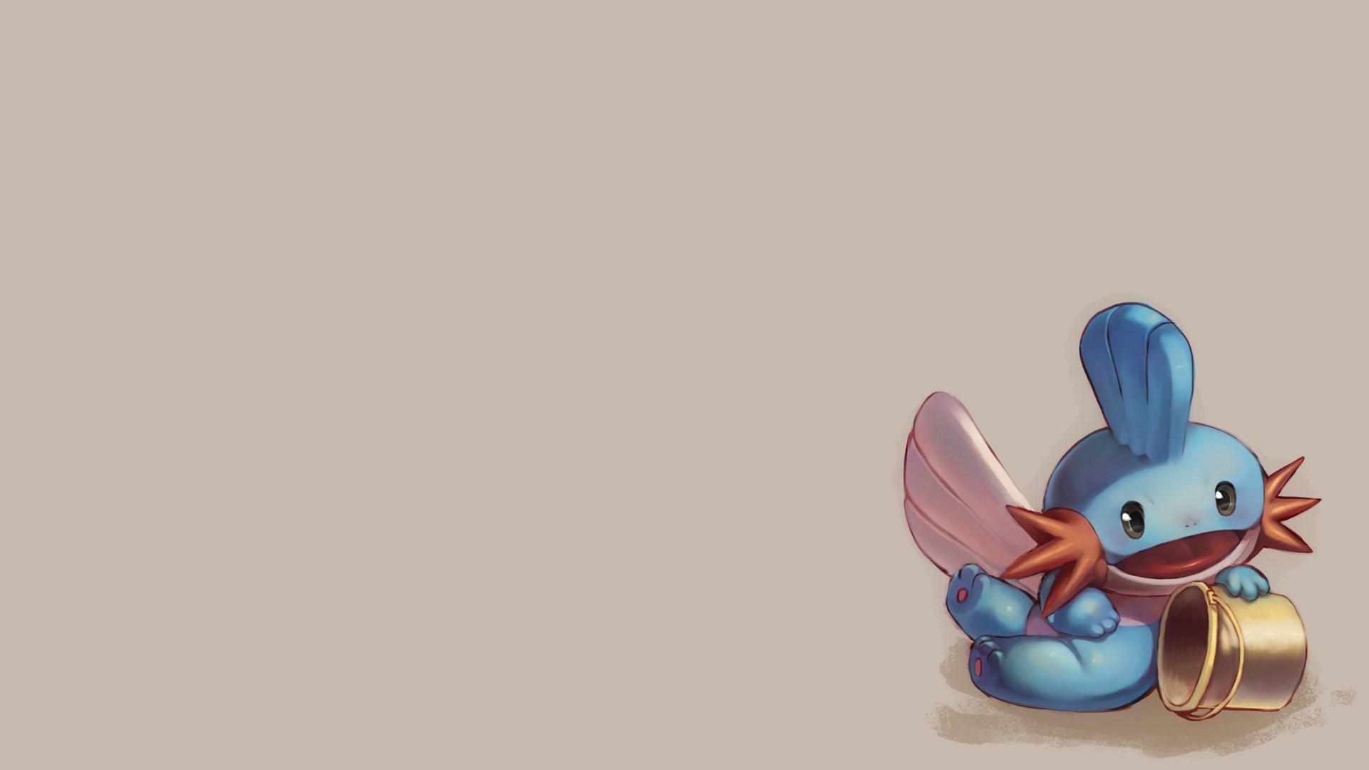 Mudkip Pokemon Cartoon