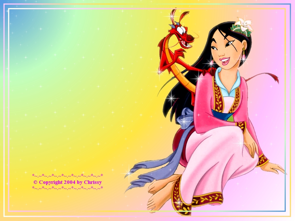 Mulan Wallpaper - mulan Wallpaper