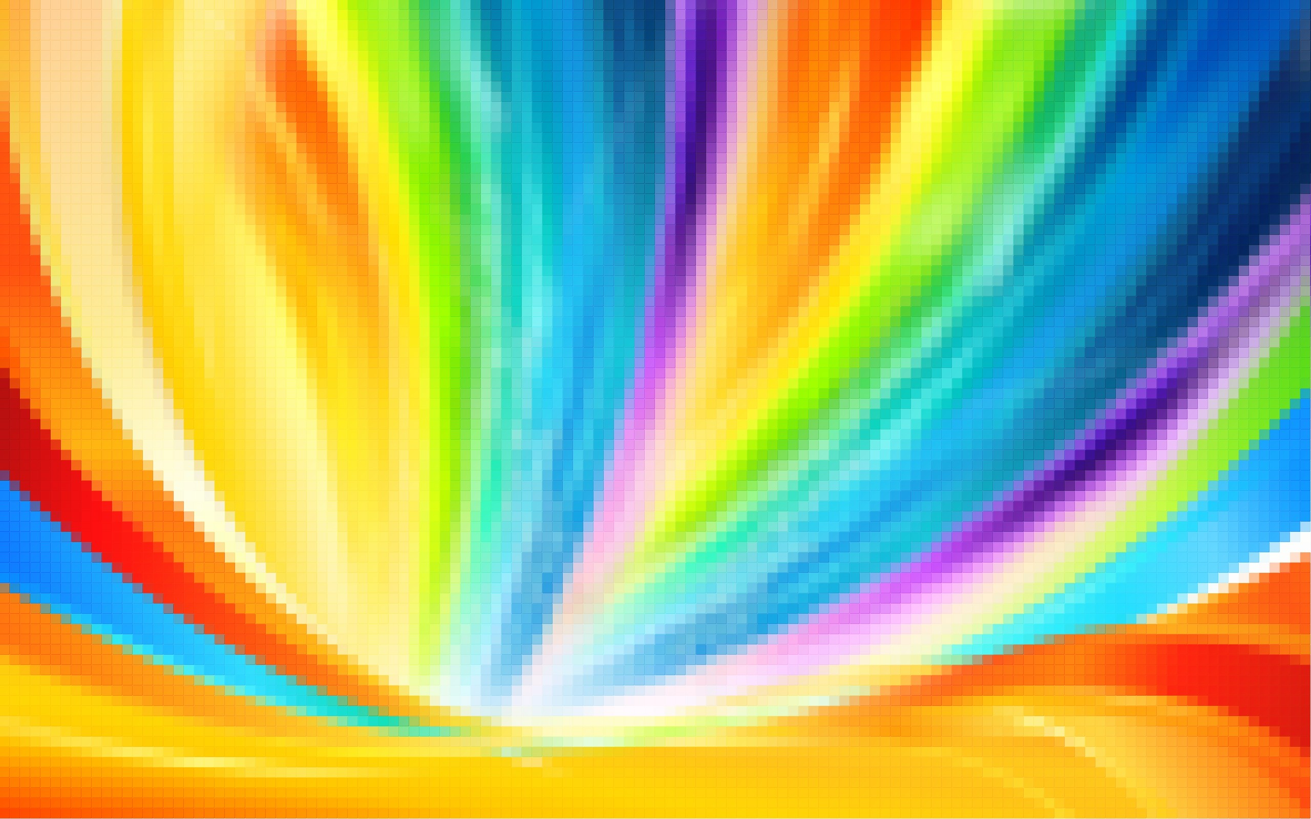 Multicolor wallpaper 2560x1600 3522 for Colourful wallpaper for walls