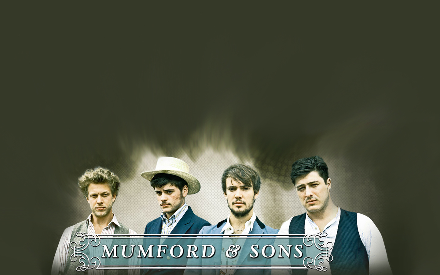 Mumford and Sons by AwesomeMcBear Mumford and Sons by AwesomeMcBear