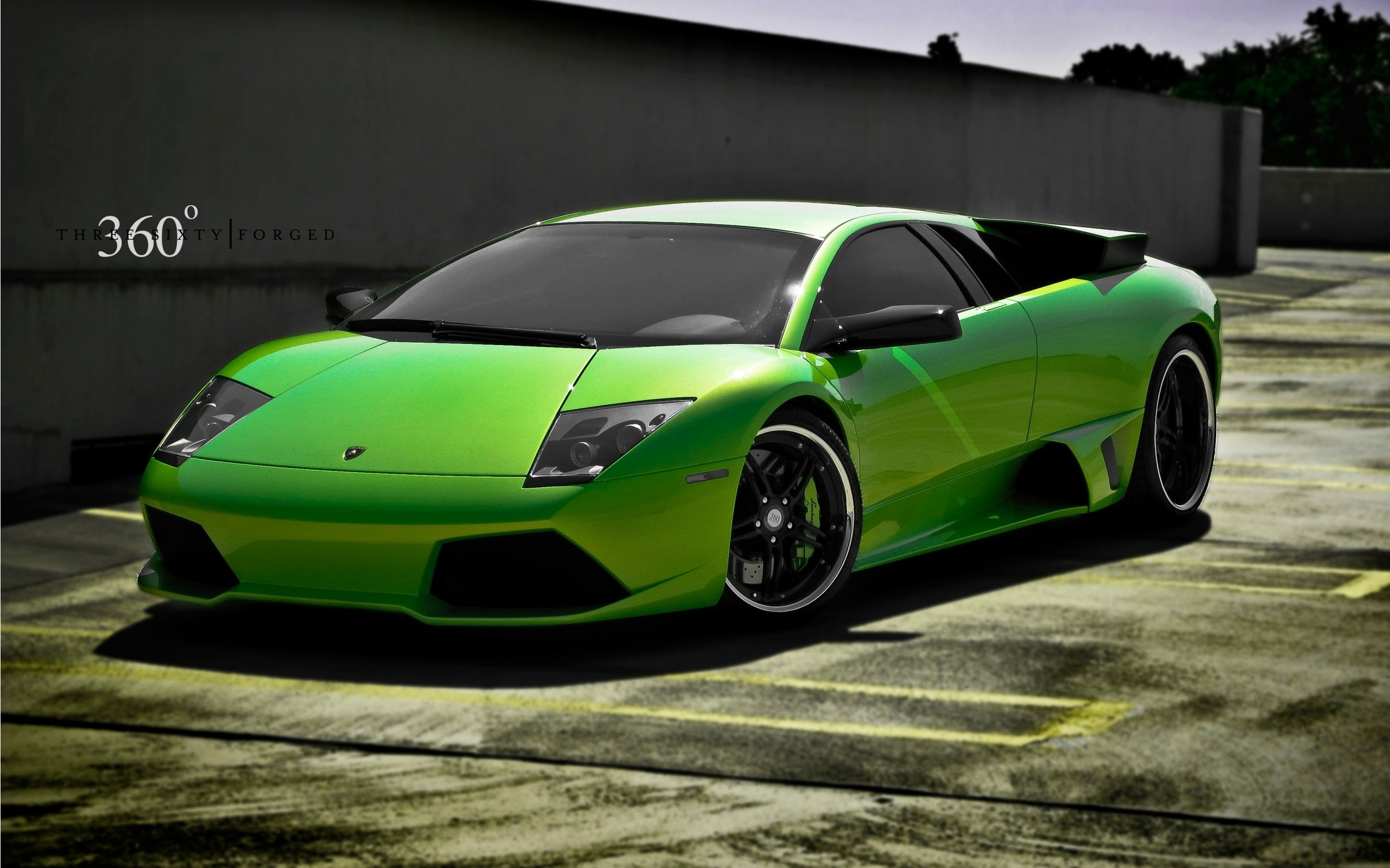 Cars Lamborghini Murcielago 360 Forged Fresh New Hd Wallpaper