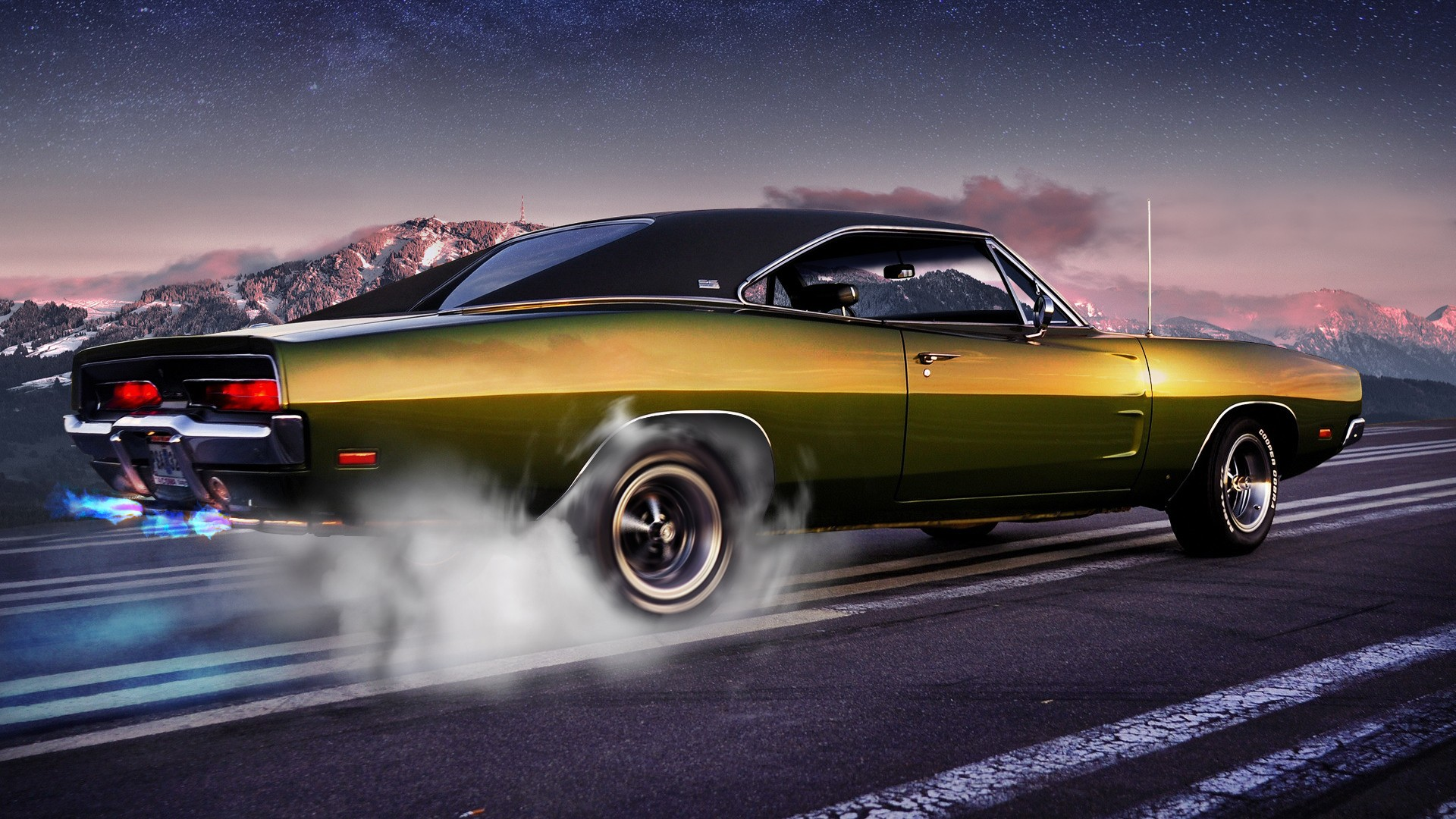 Flexing American muscle: the resurrection of the muscle car