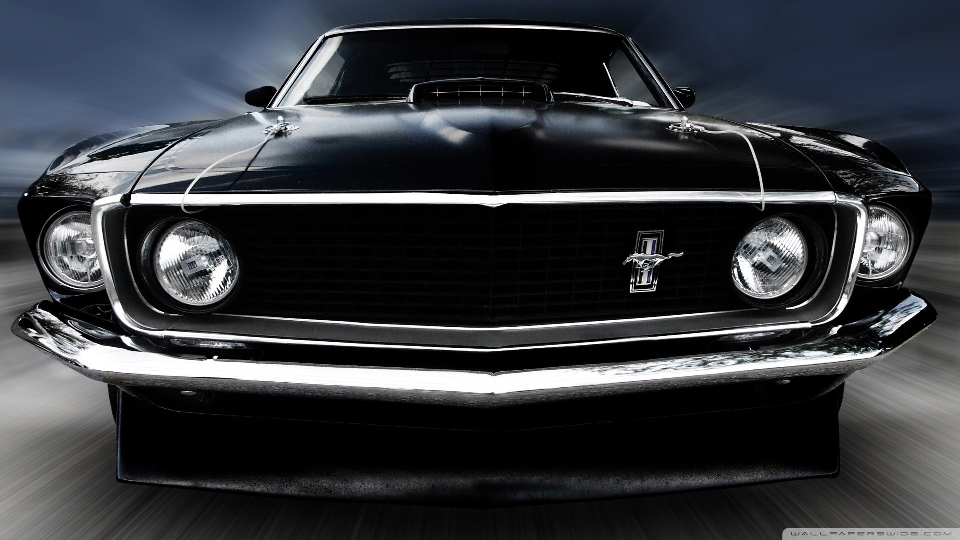 Outstanding Cool Muscle Cars Desktop