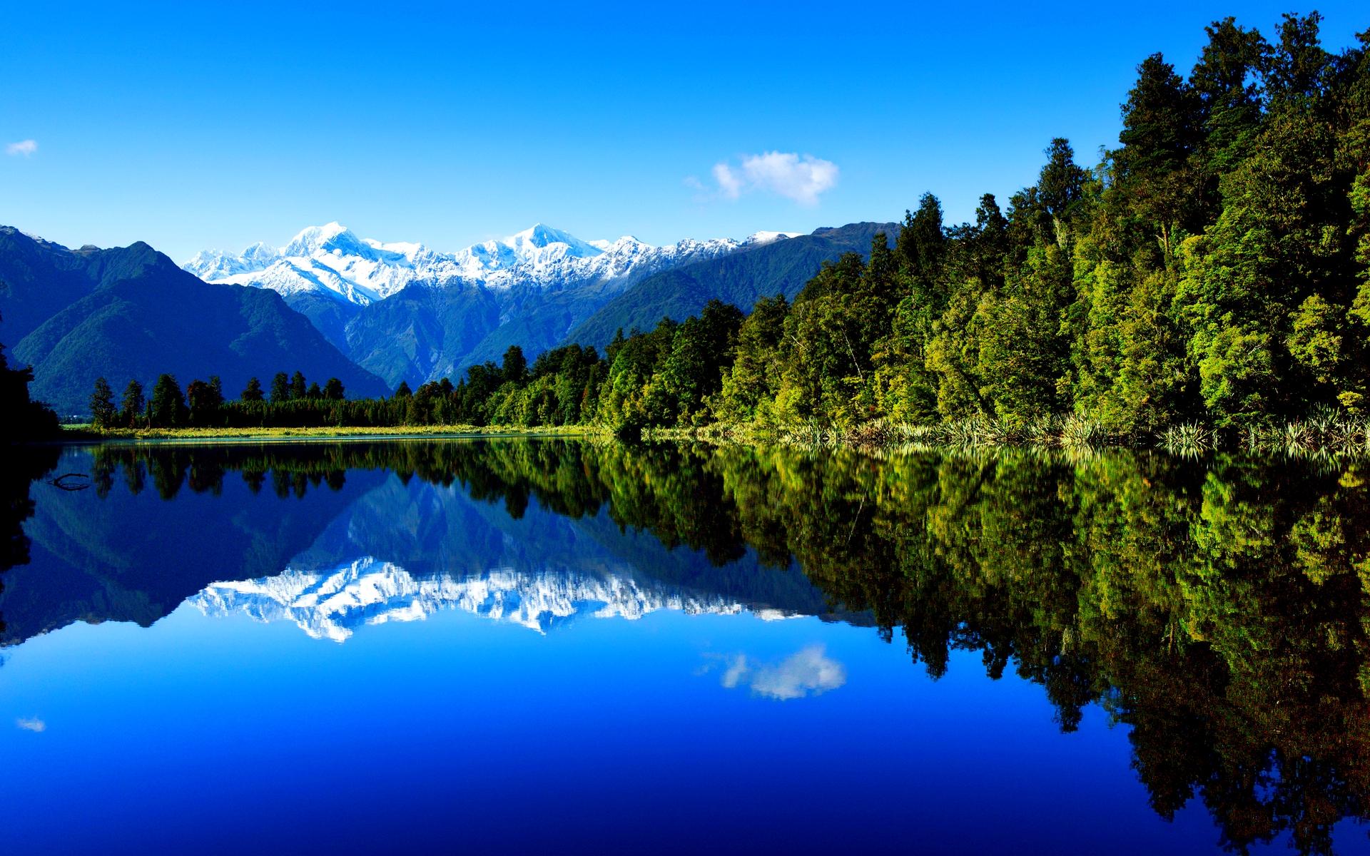 Related For Mushroom Lake Reflection Artwork. Lake Reflection