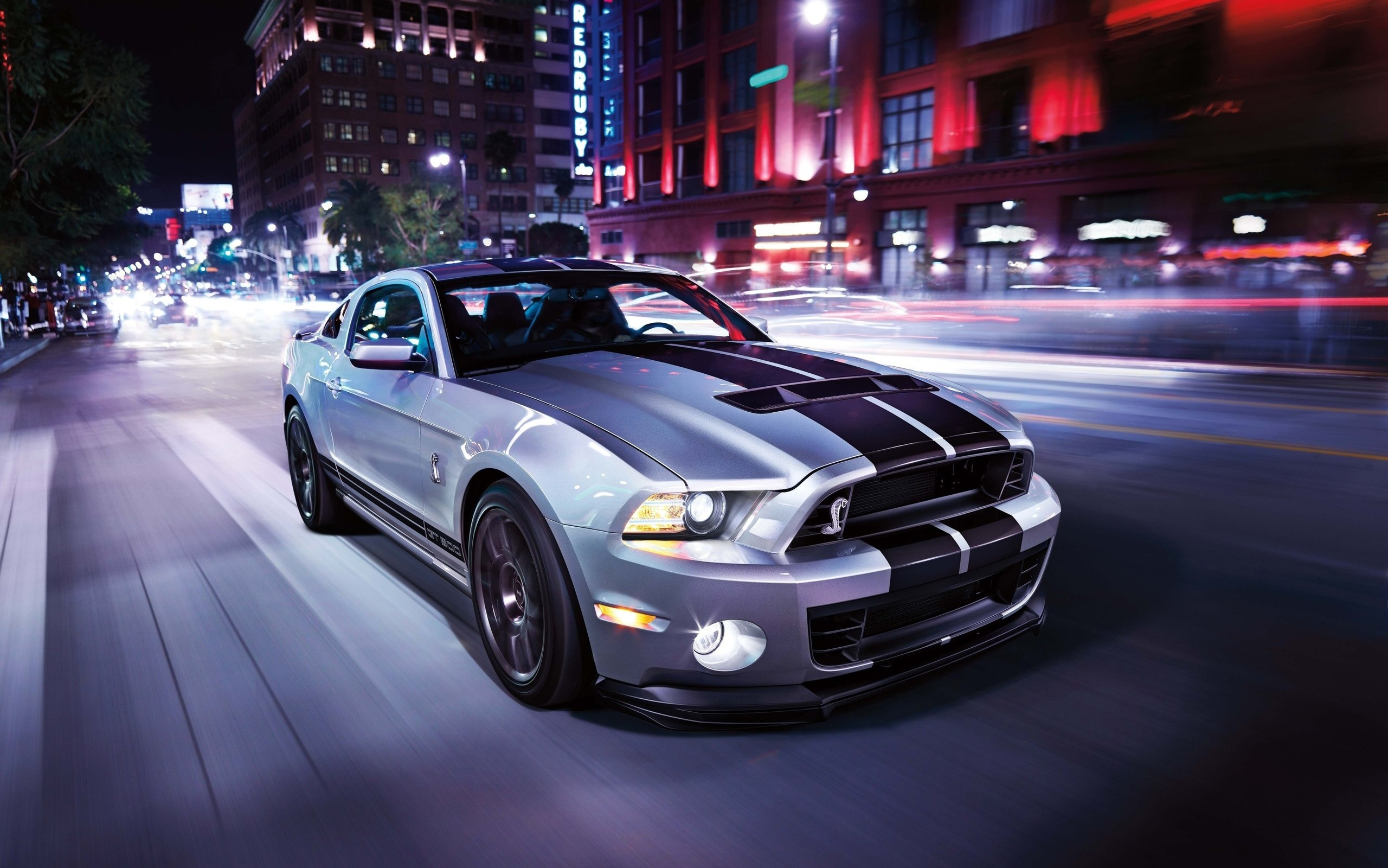 HD Wallpaper | Background ID:401513. 2560x1600 Vehicles Ford Mustang